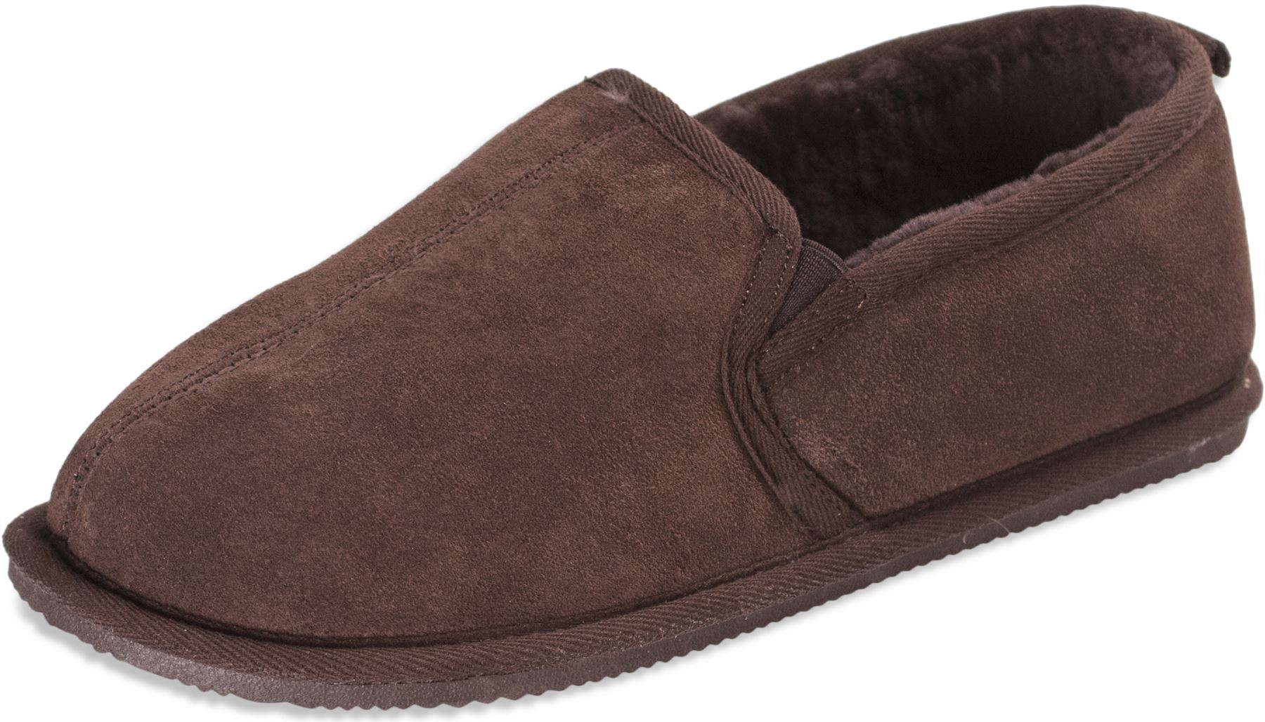 Nordvek  Sole Uomo Genuine Sheepskin Slippers Suede & Hard Sole  Real Größes 6-13 f658bc