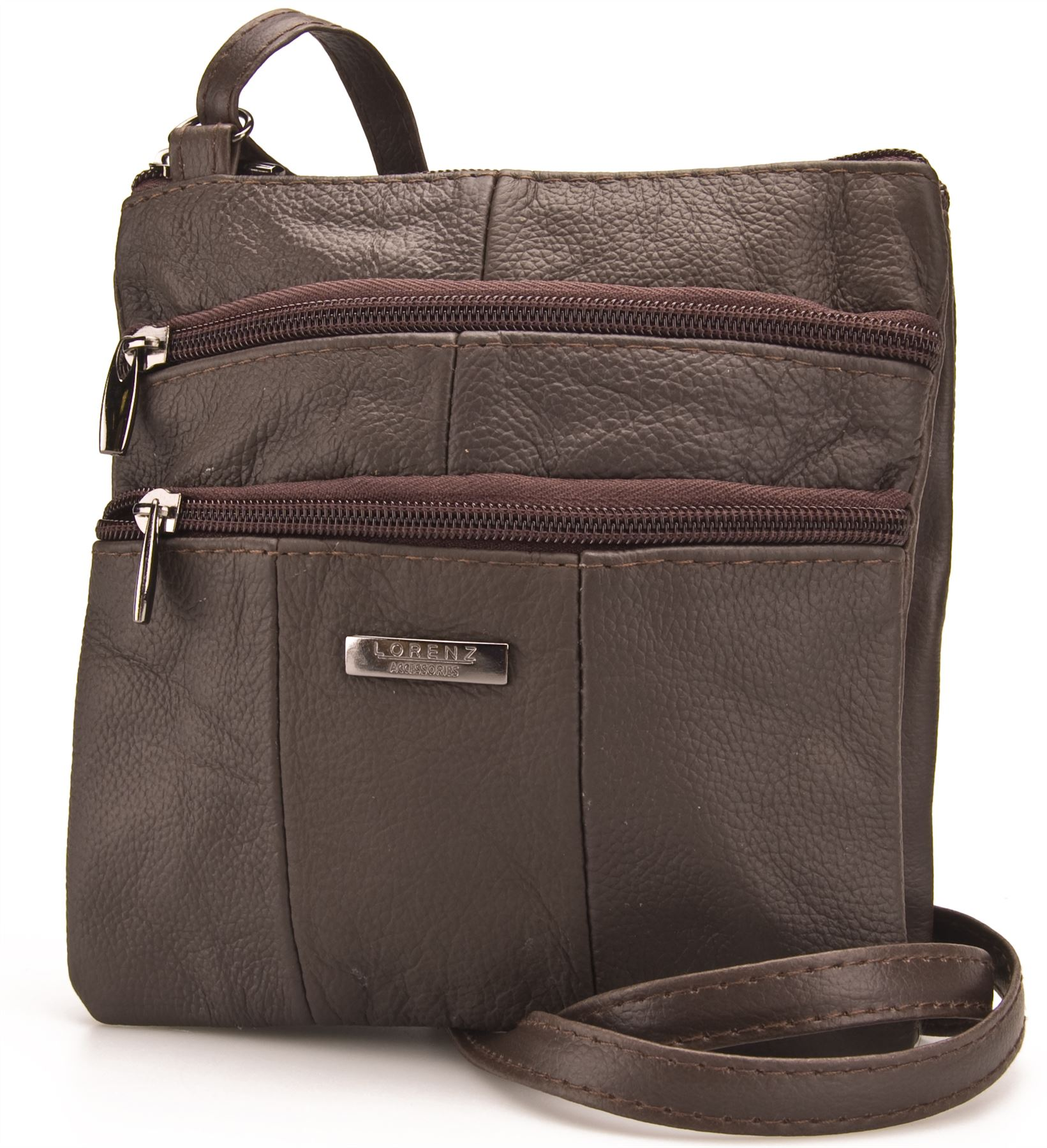 Lorenz-Genuine-Soft-Leather-Ladies-Cross-Body-Shoulder-Bag-Real-Small-Womens