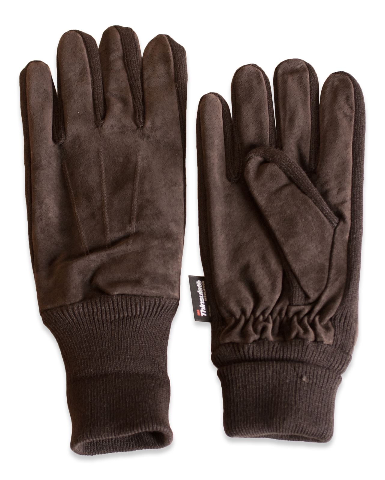 Womens leather gloves thinsulate lining - Quivano Womens Real Suede Leather Gloves Thinsulate Lined