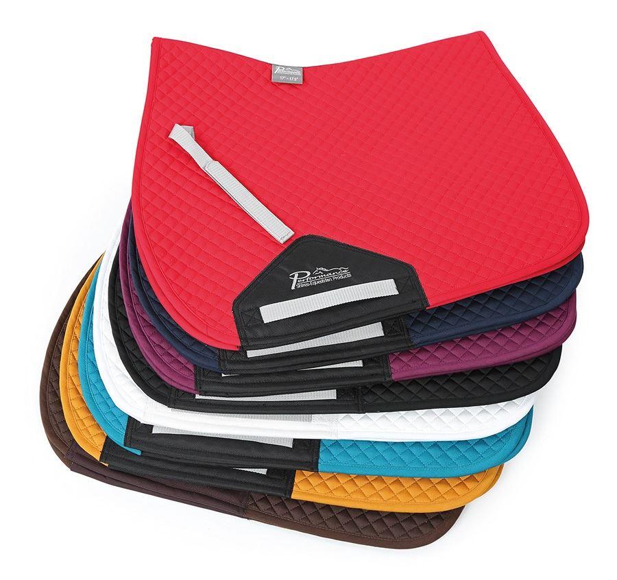 Shires Performance Saddlecloth -  Choose Colour & Size   cheap sale
