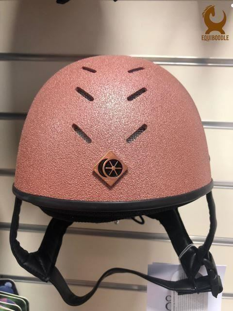 3fb092b7 Charles Owen Pro II Plus Jockey Helmet - Rose Gold | eBay