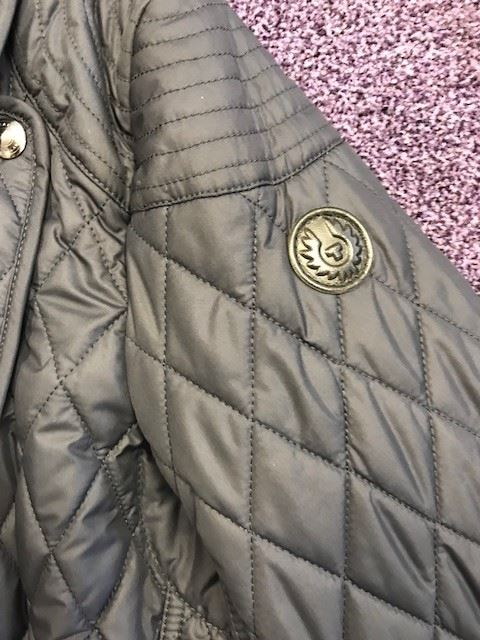 Belstaff-Gainsborough-Quilted-Ladies-Jacket-Midnight-Size-10