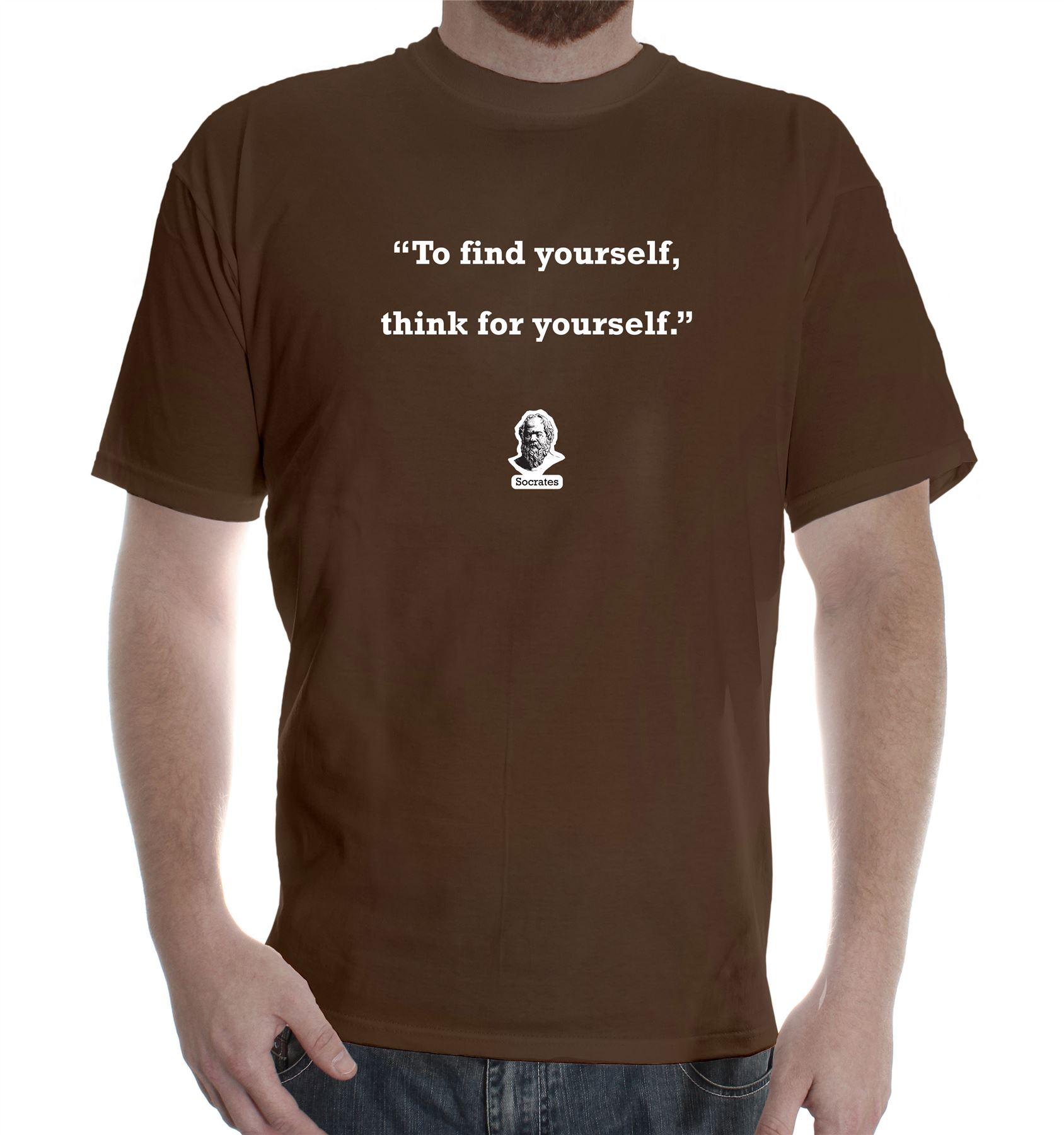 T shirt design yourself - Mens Printed Cotton T Shirt Tee Shirt Design