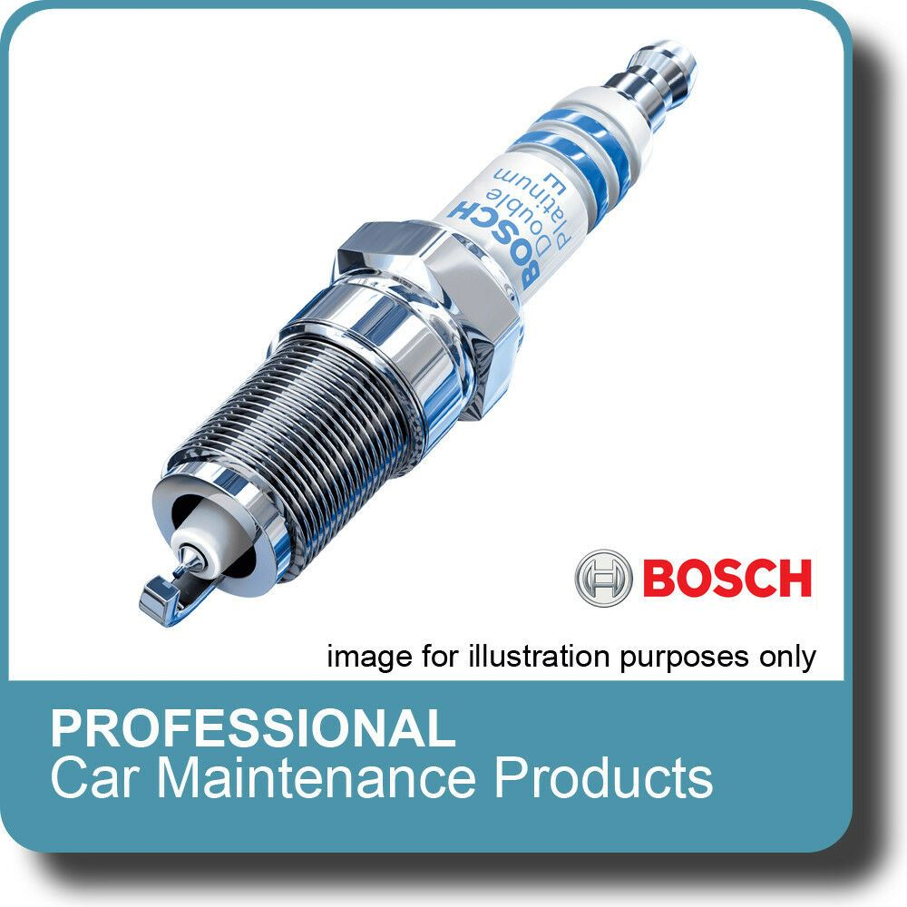 Bosch ZQR8SI302 Iridium Spark Plug, Pack of 1