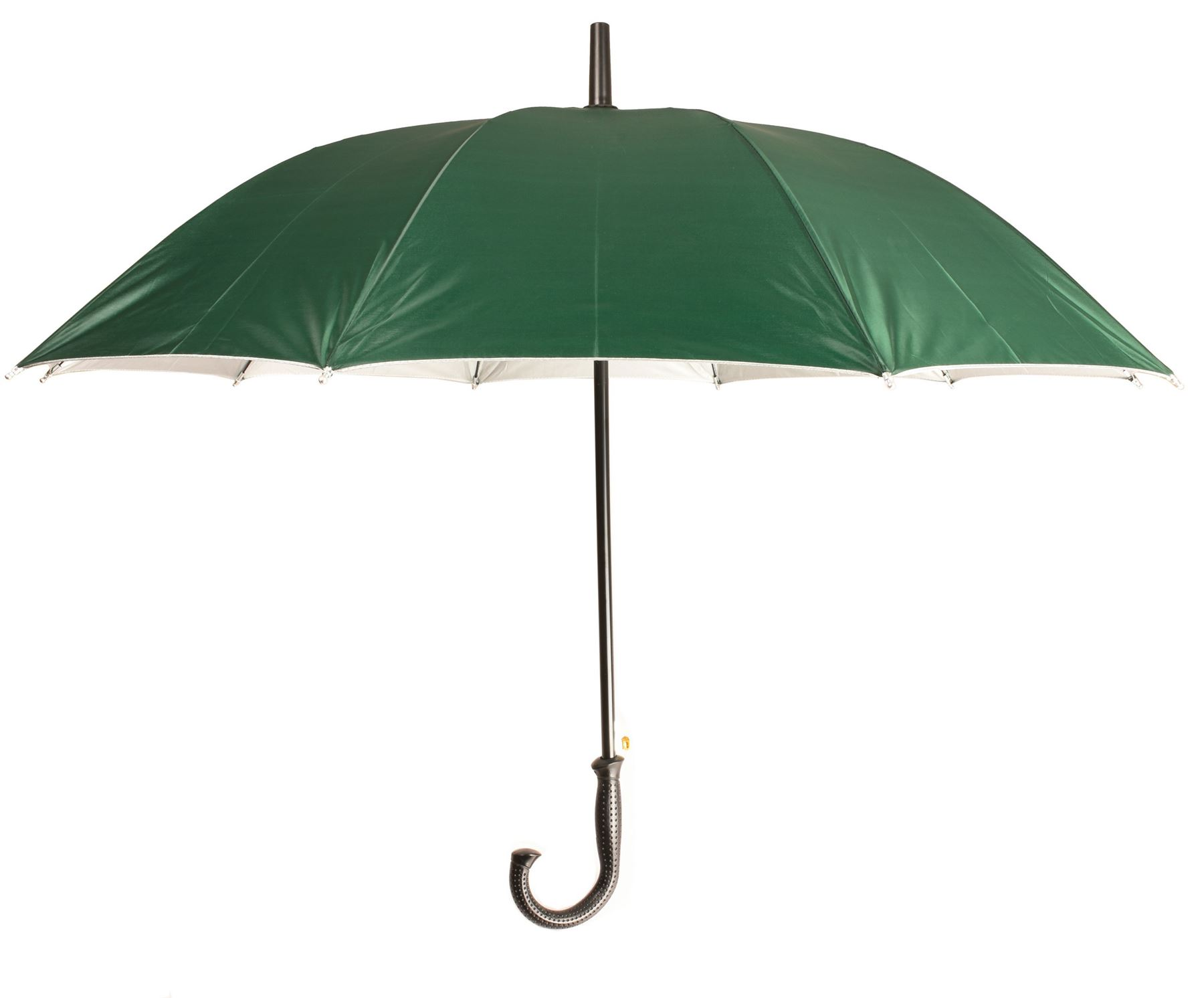 1db05b1ee New Crook Handle Automatic Open Umbrella Deluxe Brolly Walking Stick ...