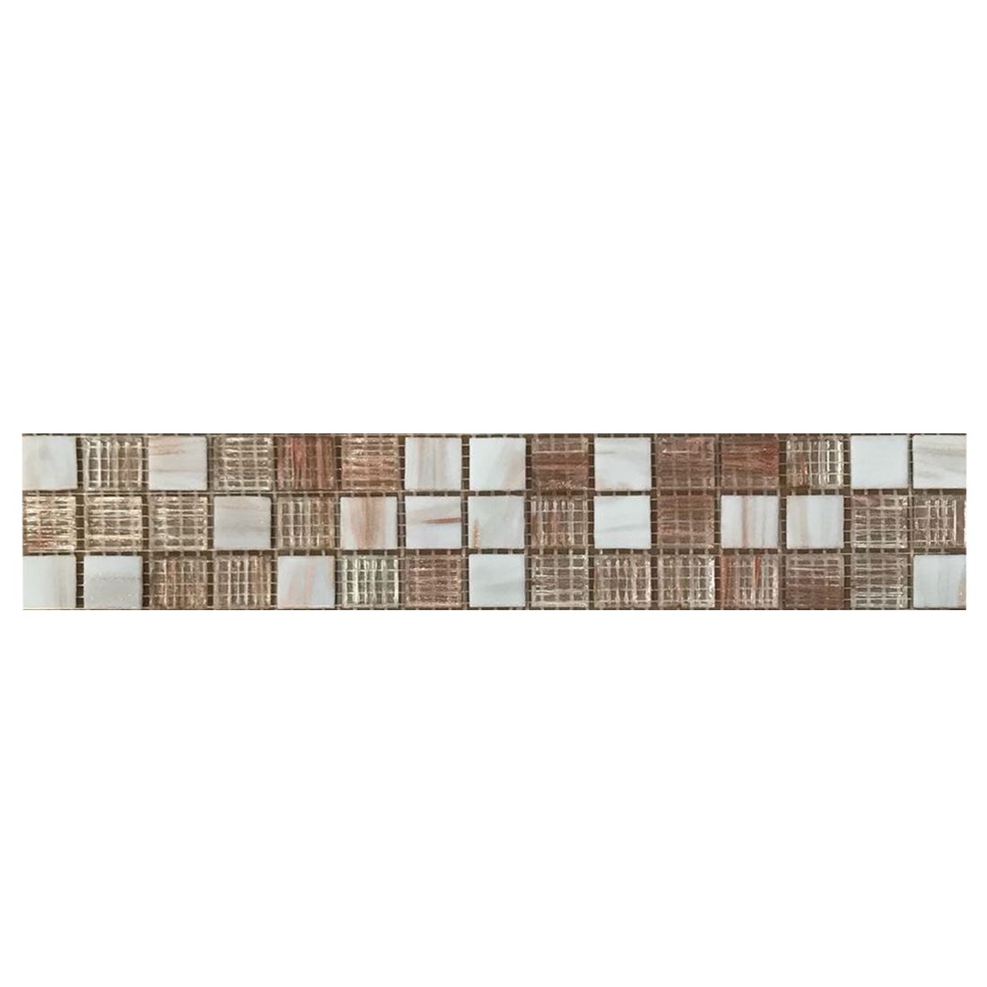 Mosaic Tiles Border Self Stick Kitchen Bathroom 30cm X