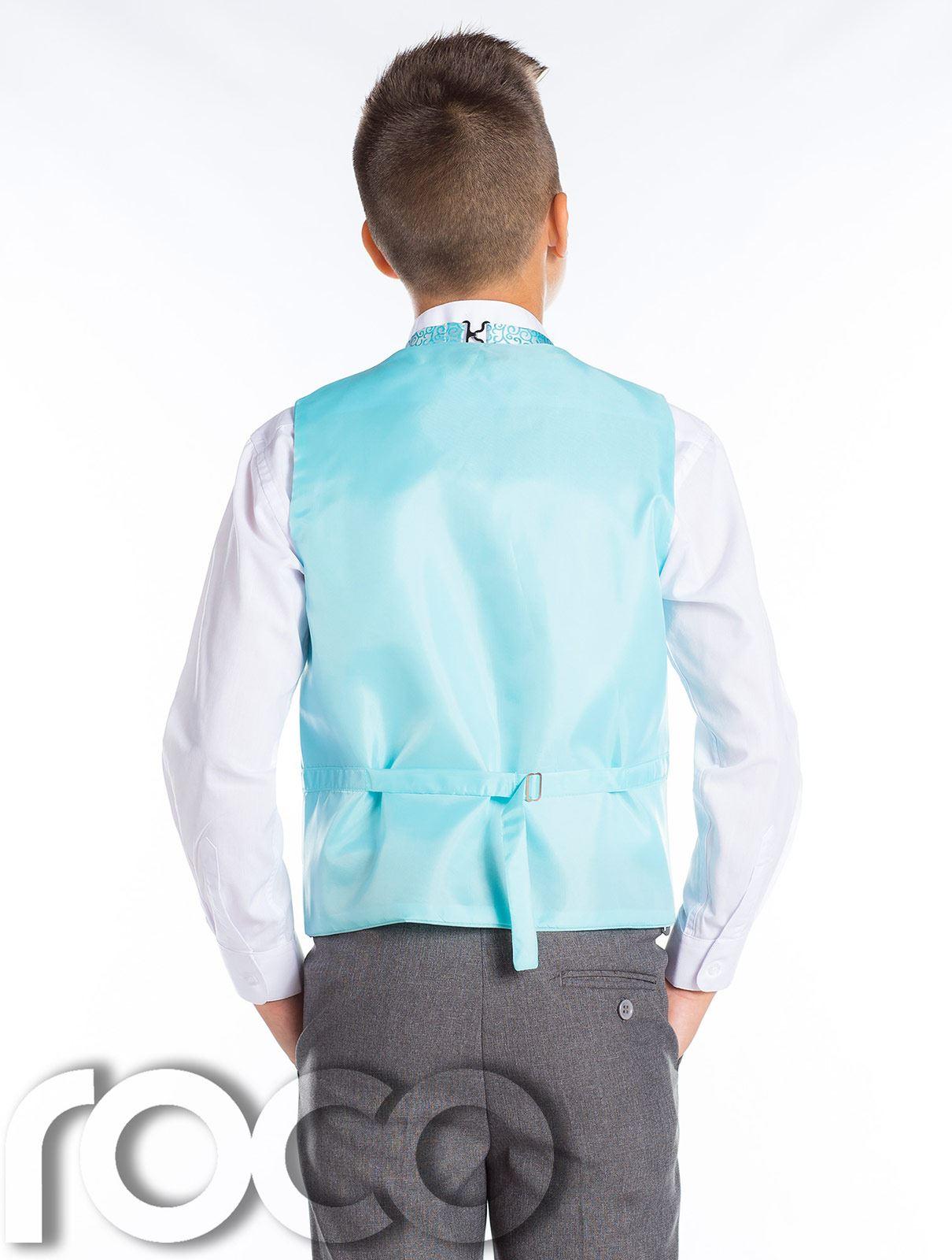 Boys Wedding Suit, Page Boy Suit, Boys Grey Suit, Grey Slim Fit Suit ...