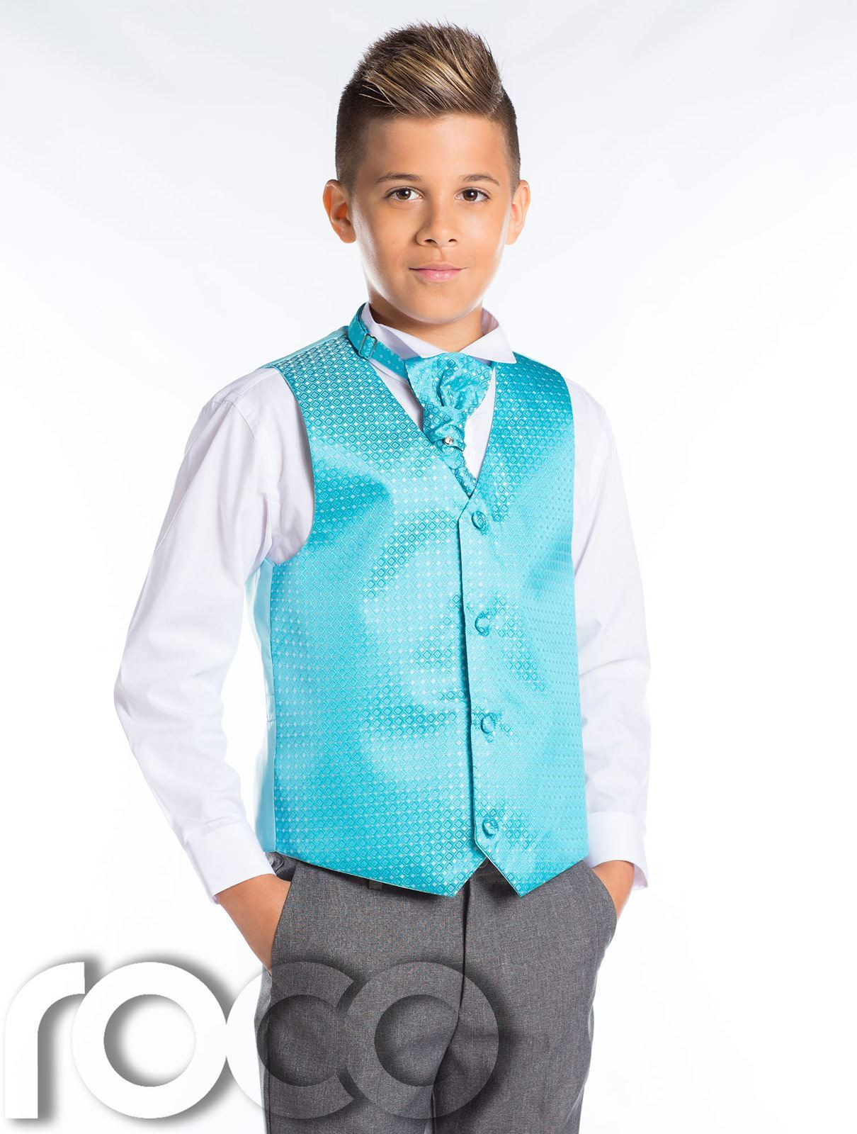 Boys Wedding Suit, Slim Fit Suit, Boys Grey Suit, Boys Prom Suit ...