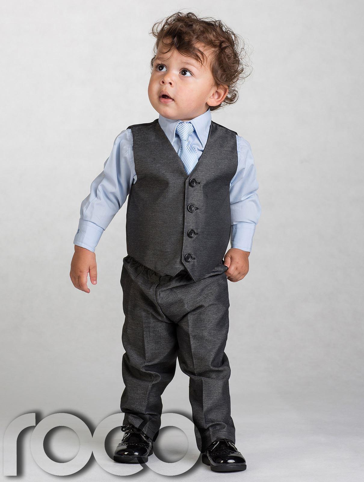 Boys Grey Suit, Boys Black Suit, Boys Beige Page Boy Suits, Boys ...