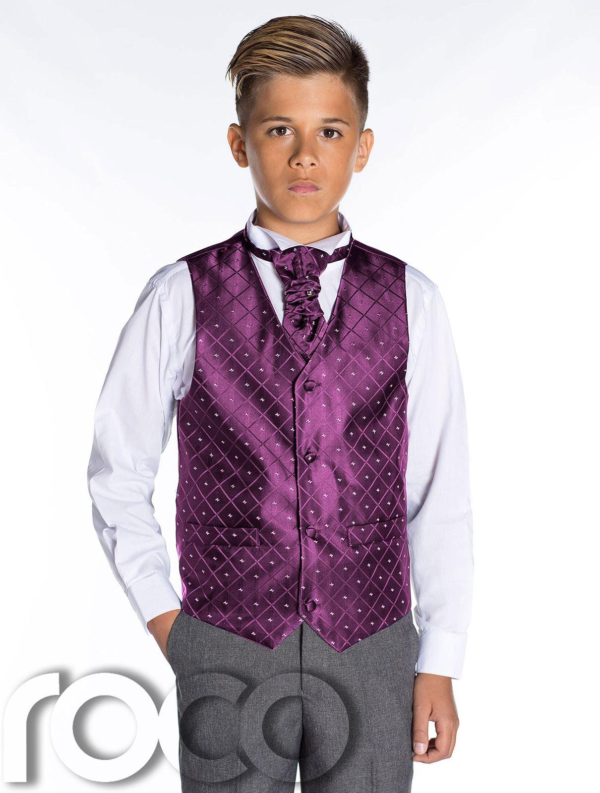 Boys Grey Suit, Slim Fit Suit, Boys Prom Suit, Grey Page Boy Suit ...