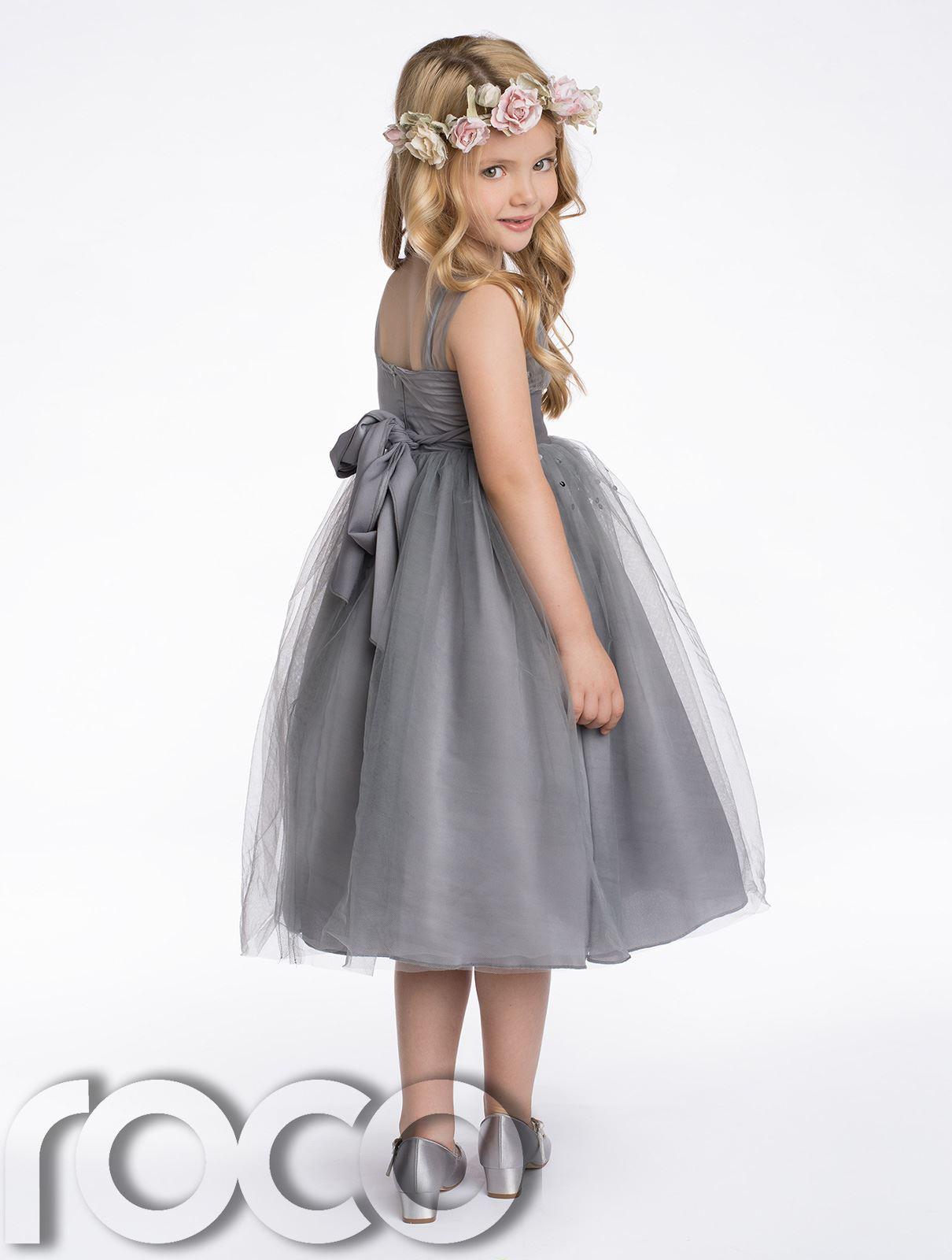 Bridesmaid Dresses, Girls Dresses, Grey