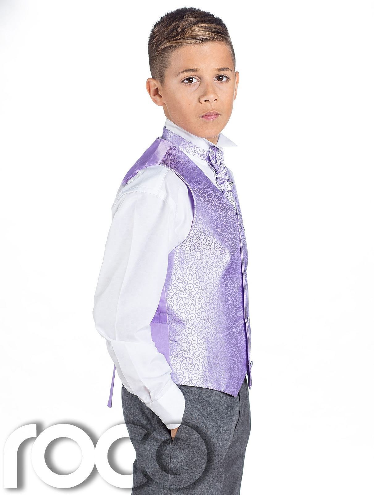 Boys Swirl Waistcoat Suit, Page Boy Suits, Boys Wedding Suits ...