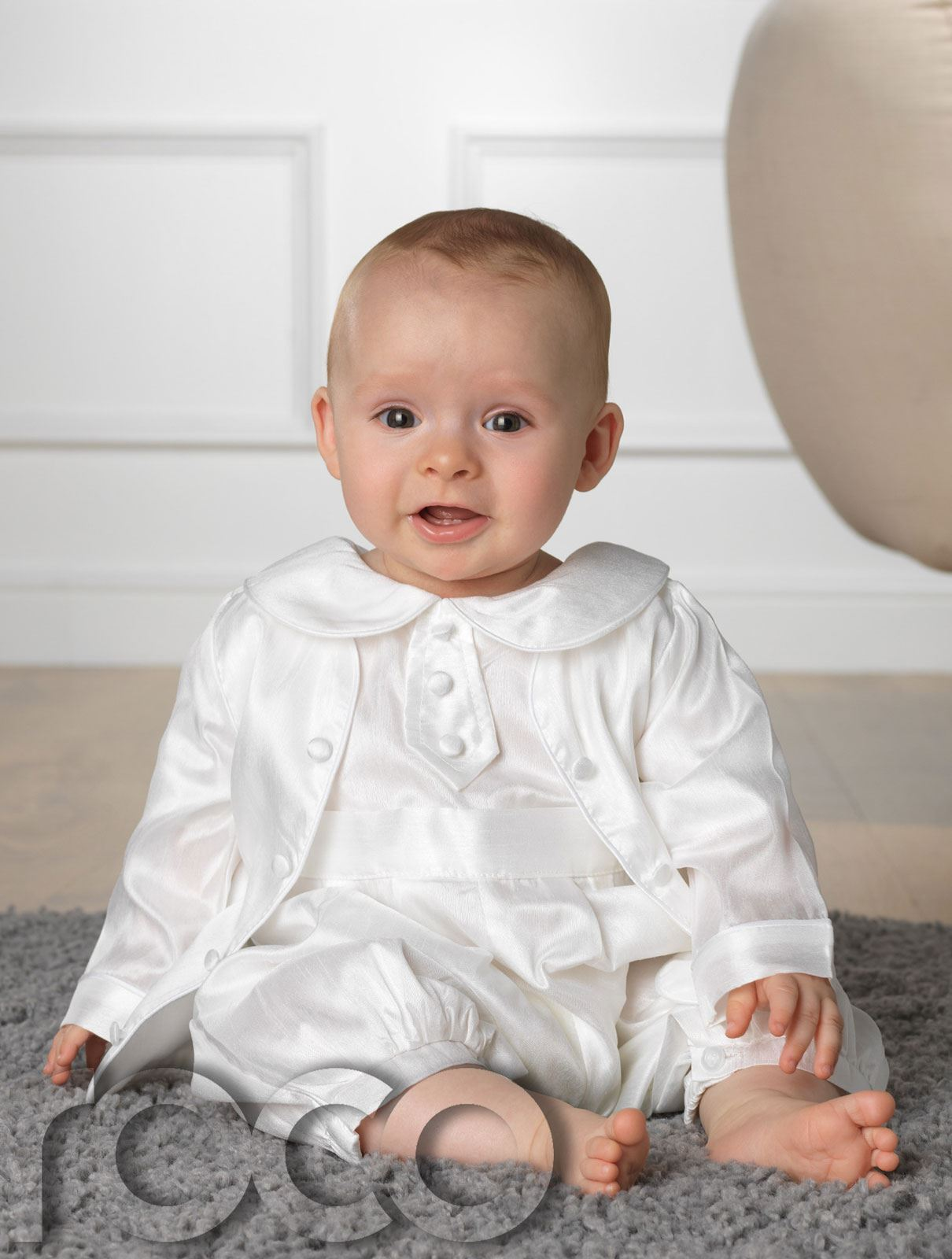 Supercrafted with the softest, most comfortable organic cotton, Hanna Andersson's rompers for baby boys are essential for any little guy's wardrobe.