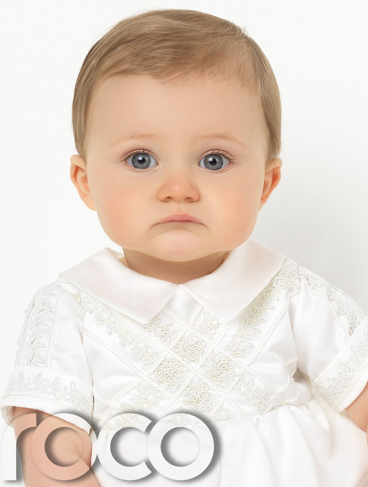 Baby-Boys-Romper-Suits-Boys-Christening-Outfits-Boys-Christening-Suits thumbnail 3