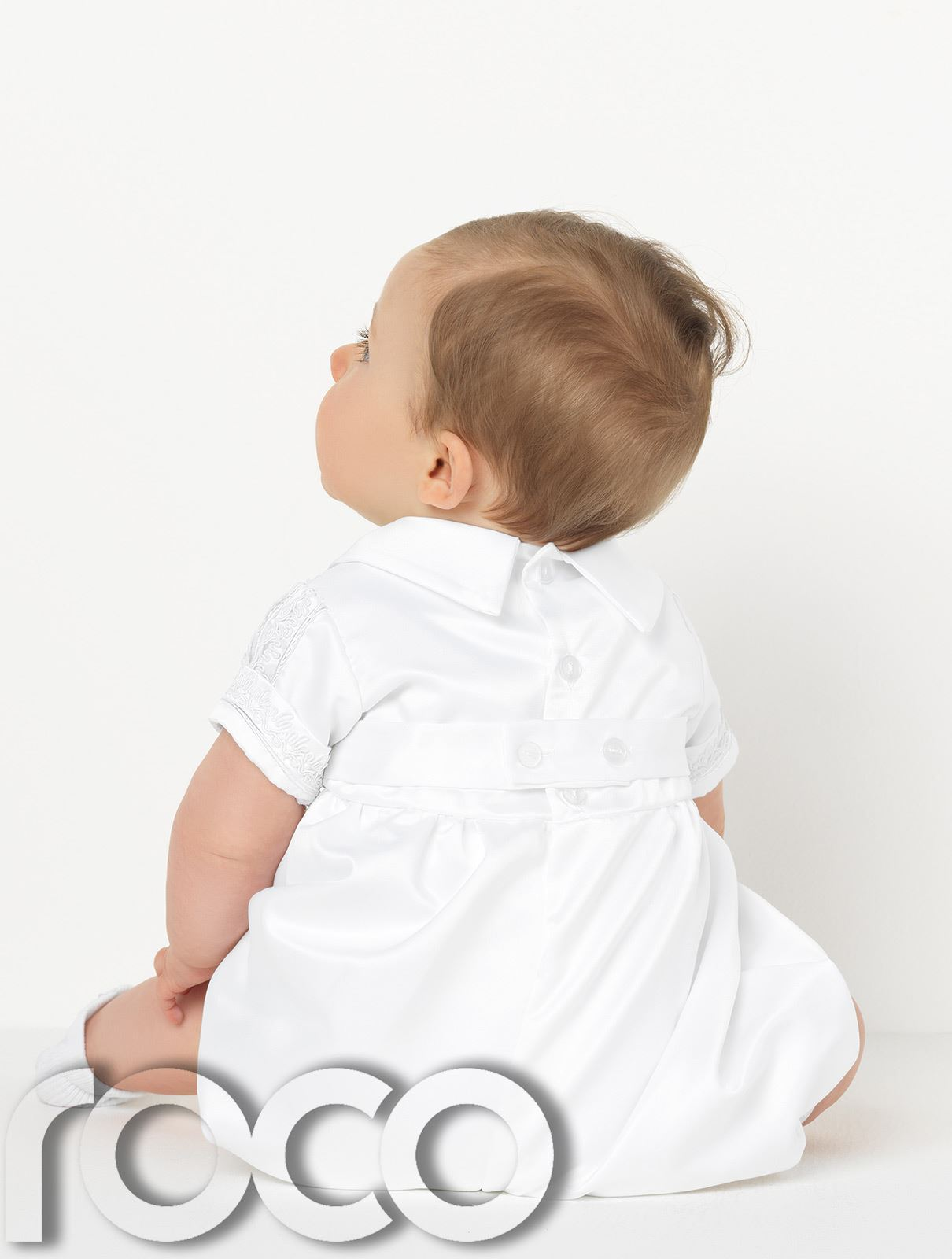 Baby-Boys-Romper-Suits-Boys-Christening-Outfits-Boys-Christening-Suits thumbnail 9
