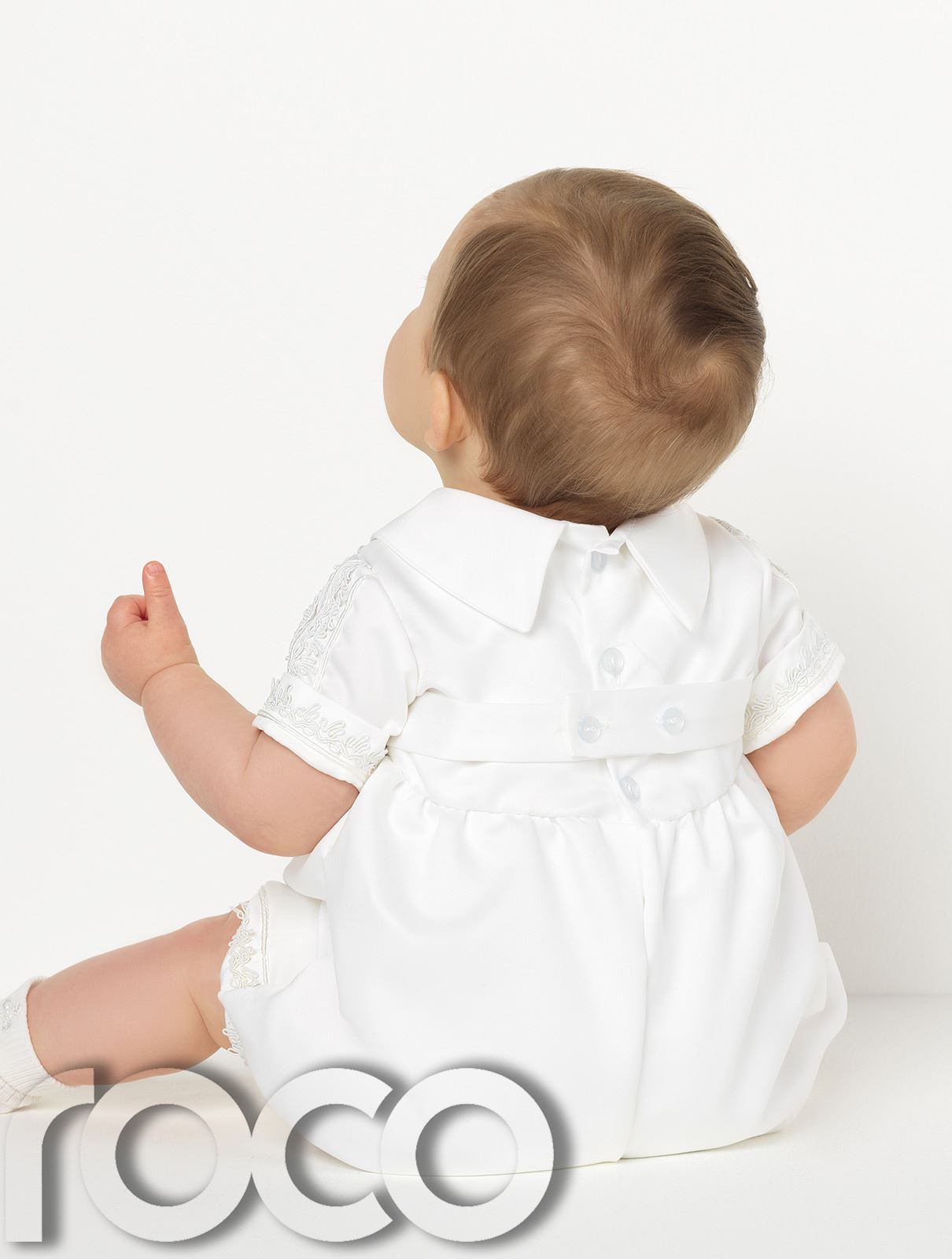 Baby-Boys-Romper-Suits-Boys-Christening-Outfits-Boys-Christening-Suits thumbnail 5
