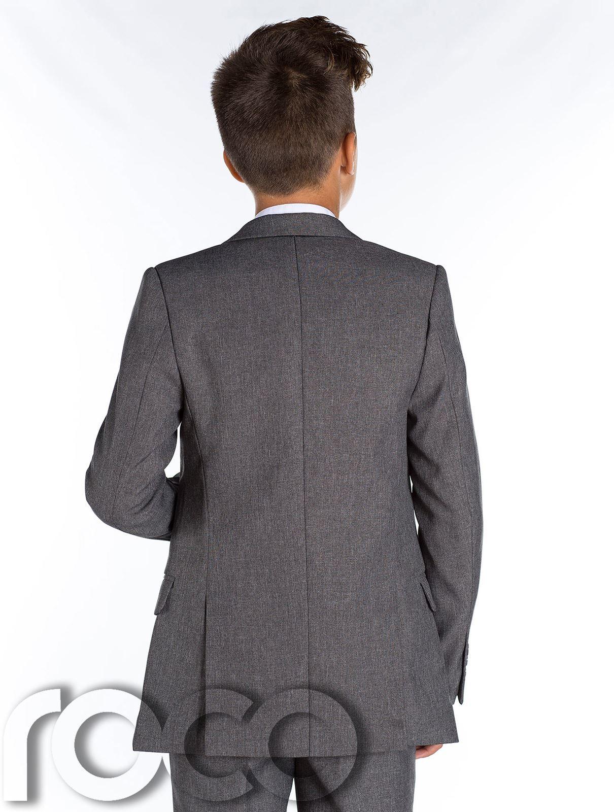 Foulard Uomo Matrimonio : Ragazzi matrimonio abito paggetto da uomo grigio slim foulard