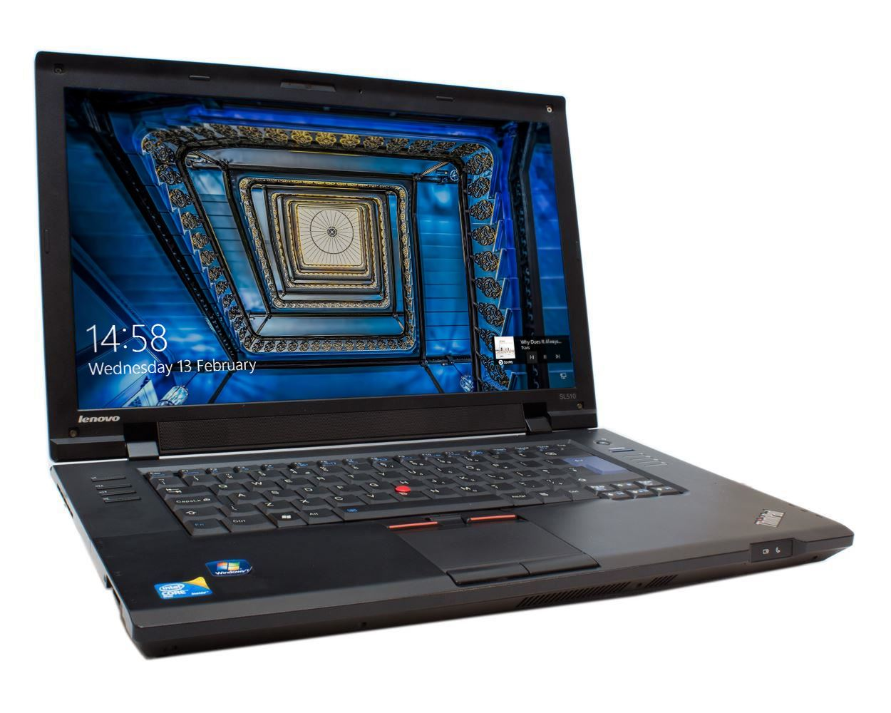 Details about Lenovo ThinkPad SL510 Laptop  be231c280b