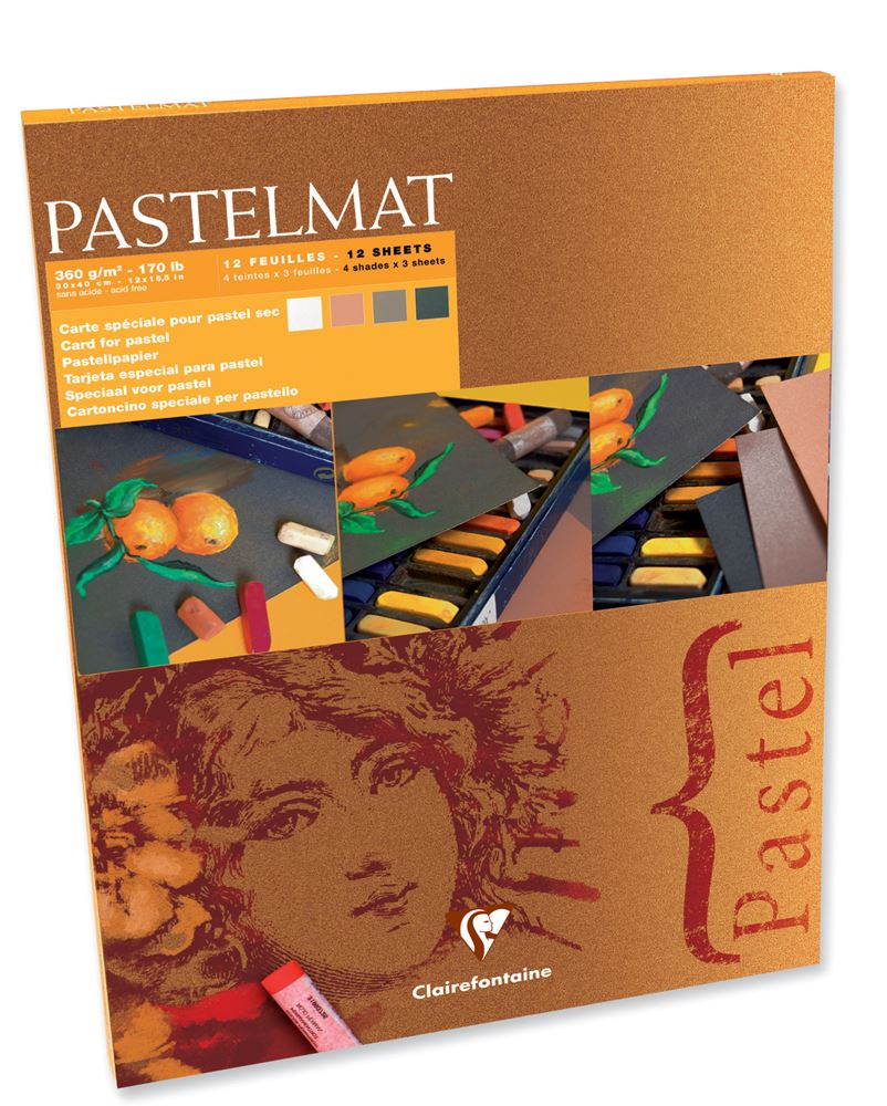 Clairefontaine-PastelMat-Pads-6-pad-choices-in-assorted-colours-amp-sizes thumbnail 14