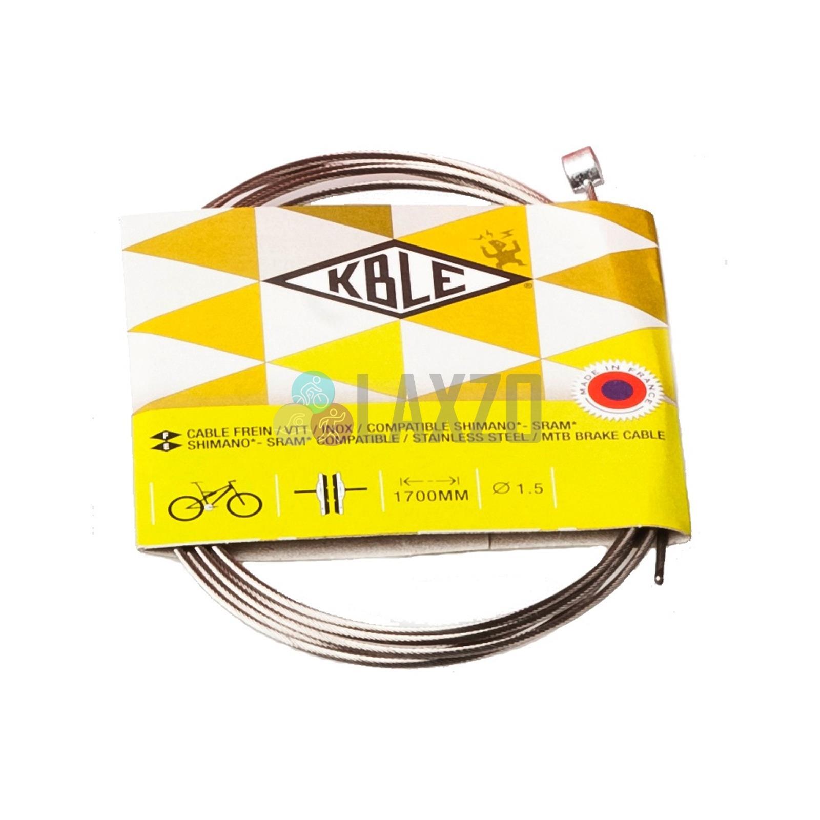 Transfil Kble Stainless Steel Inner Brake Cable Mountain Bike MTB Shimano