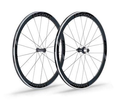 Détails sur Vision Trimax Carbon 45 wheelset for road race bike clincher sh11 Grey Décalque v17 afficher le titre d'origine