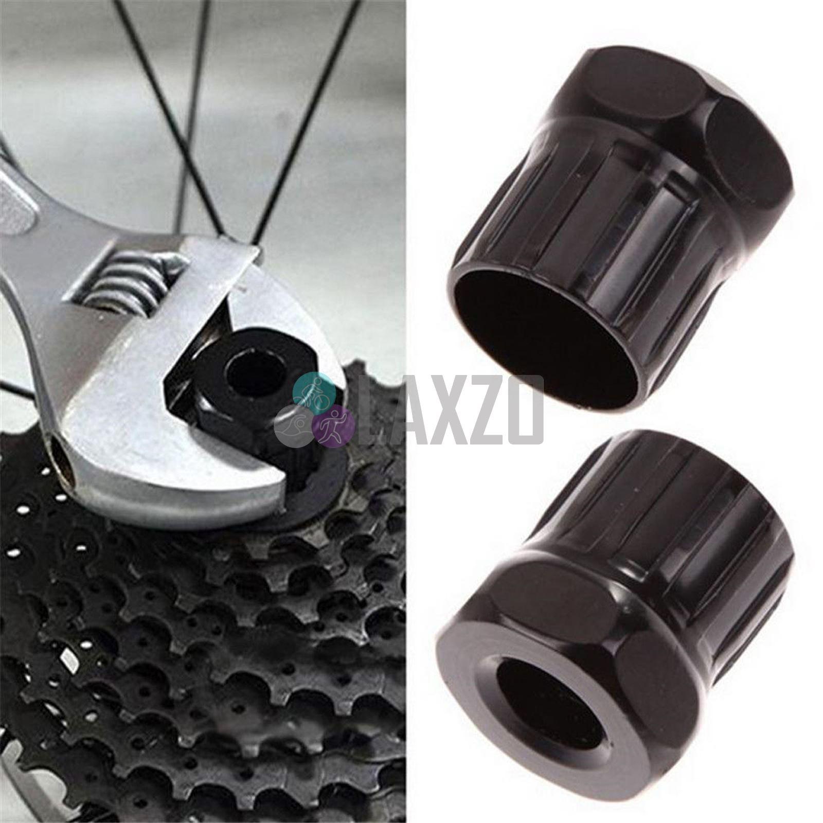Cycle repair tool 1x Bike rear cassette cog remover Shimano freewheel socket A