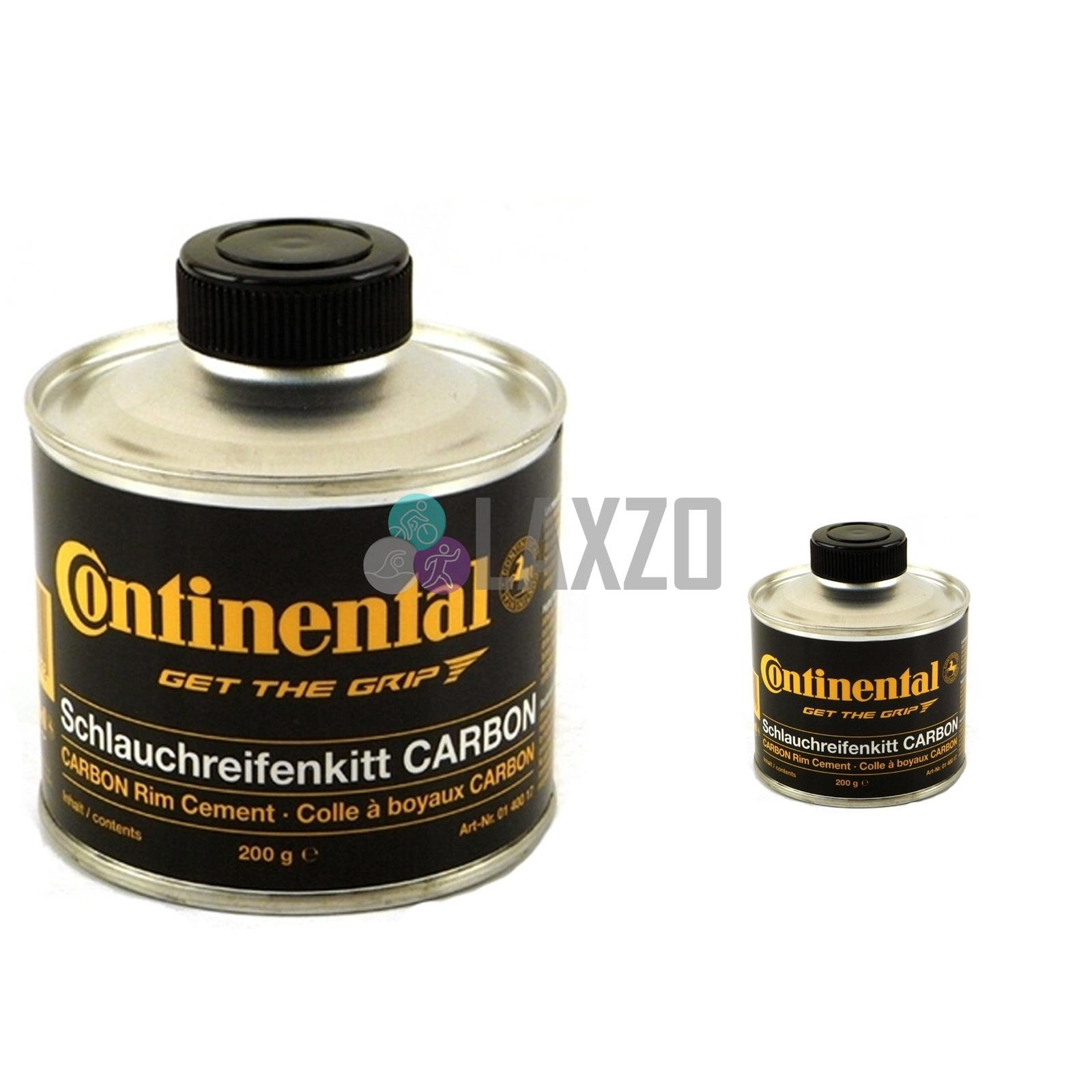 CONTINENTAL Bottle of tubular gluing for carbon rim 200g