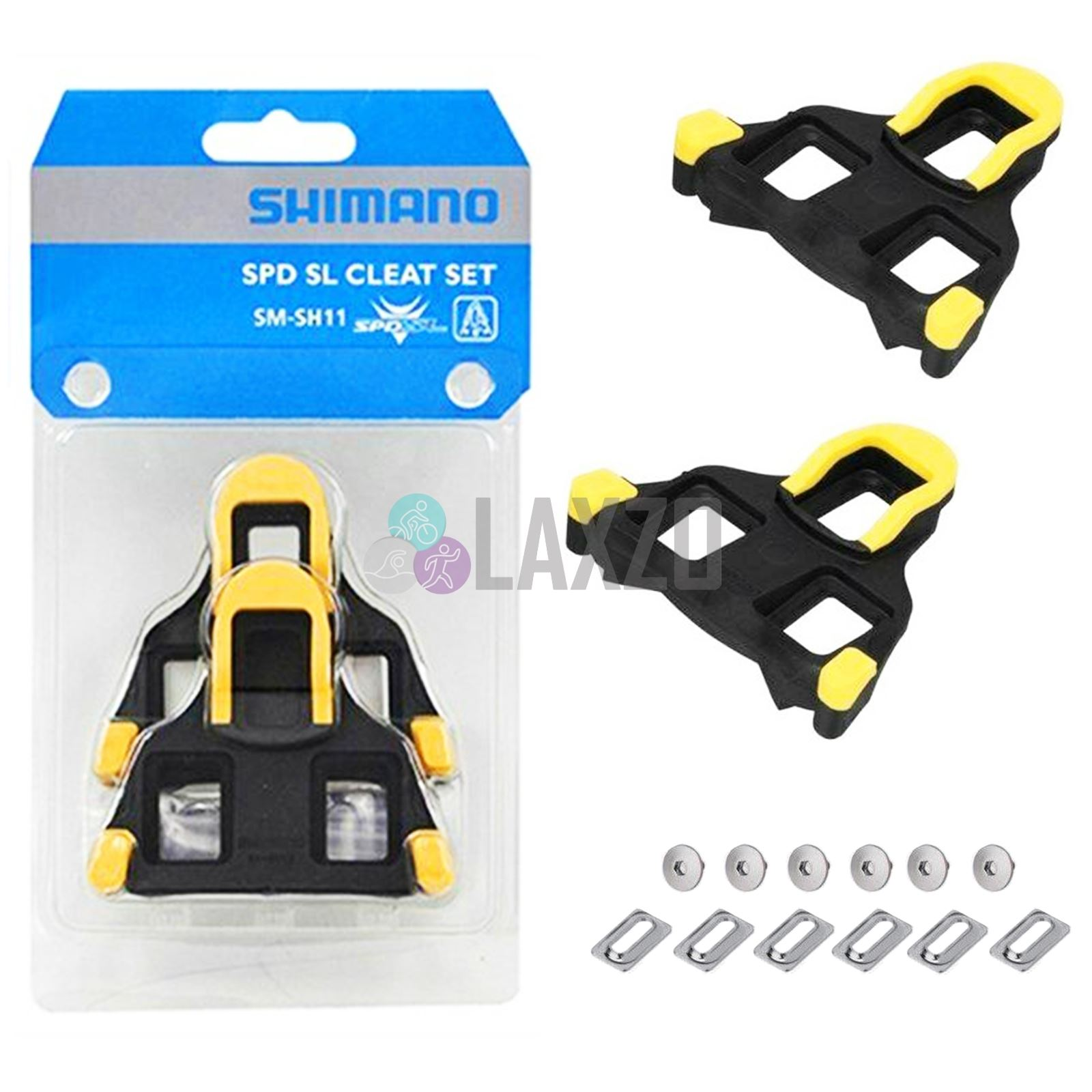 Remplacement Shimano Pédale Crampons Spd Cleat SM-SH51