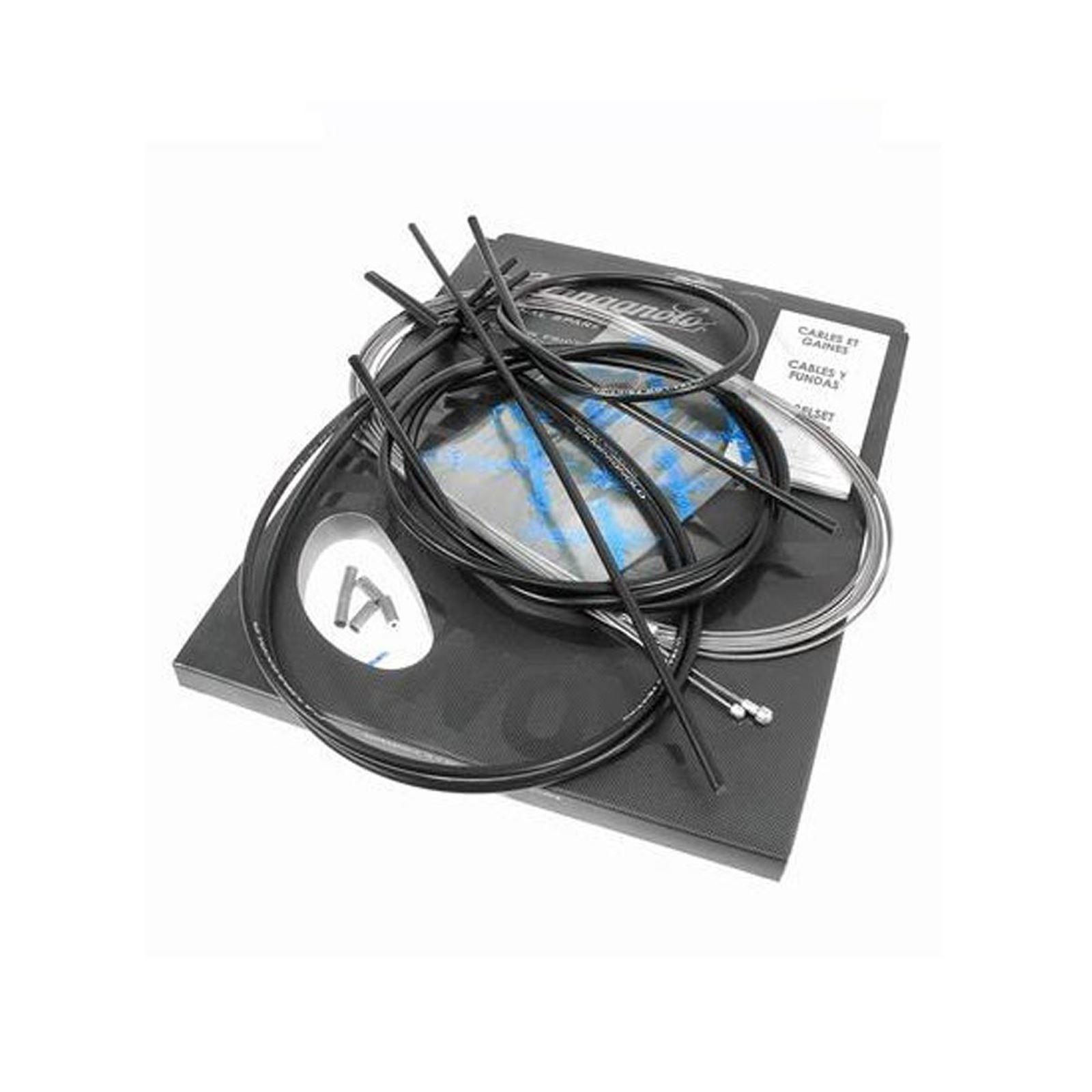 2x Campagnolo Schaltzug CG-CB009Ergopower Ultrashift Schaltkabel 1.2 x 2000mm