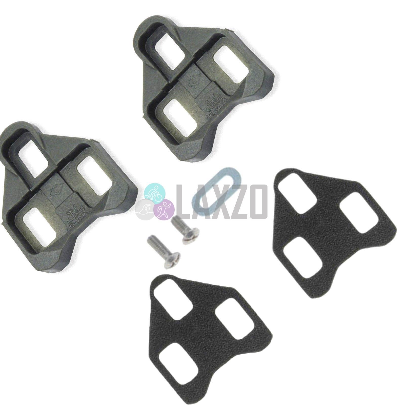 Campagnolo Pedale  PD-RE020 R1134572 Cleats mit Spiel schwarz