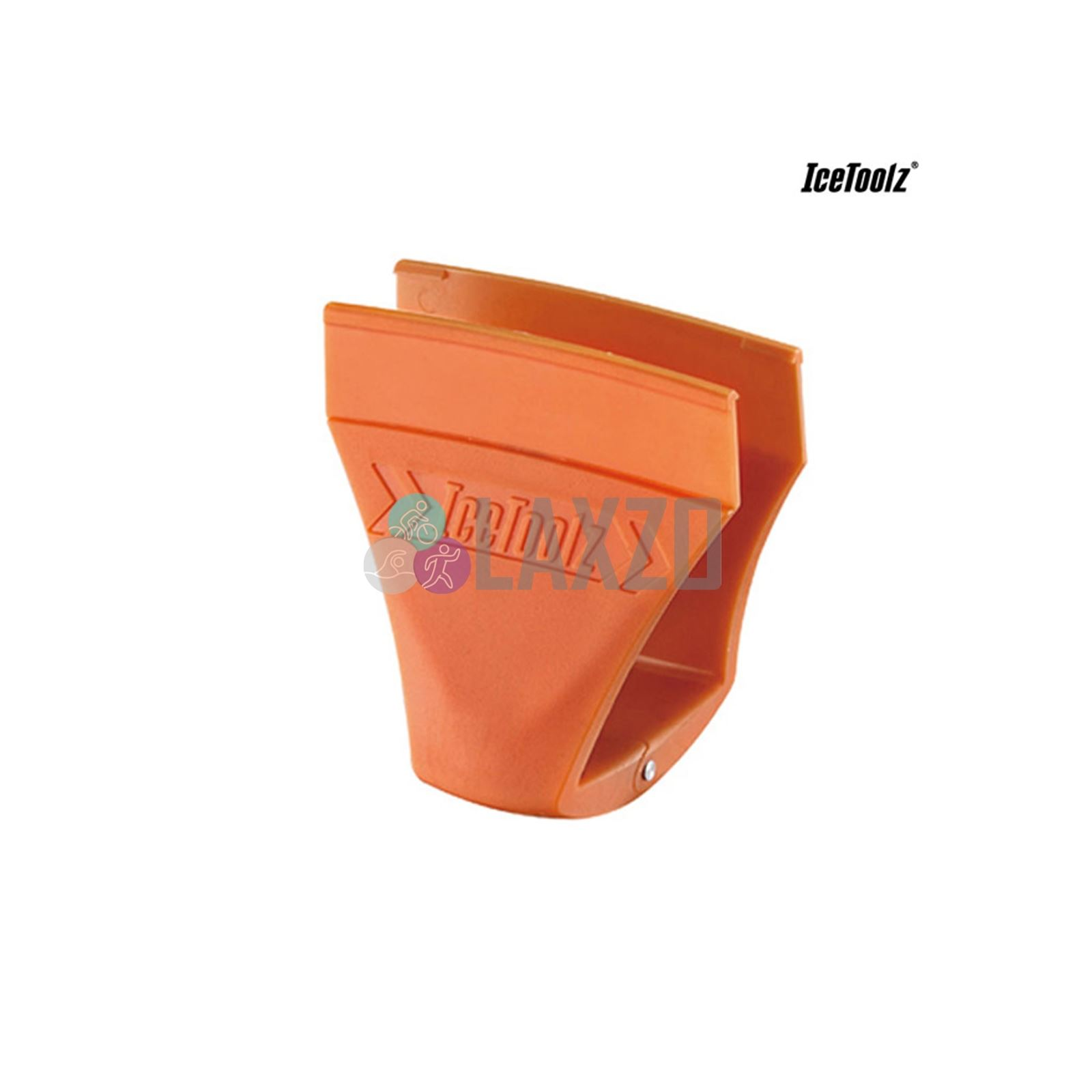 Plastic 1 Piece IceToolz Croco Brake Shoe Tuner Bicycle Adjustable Orange