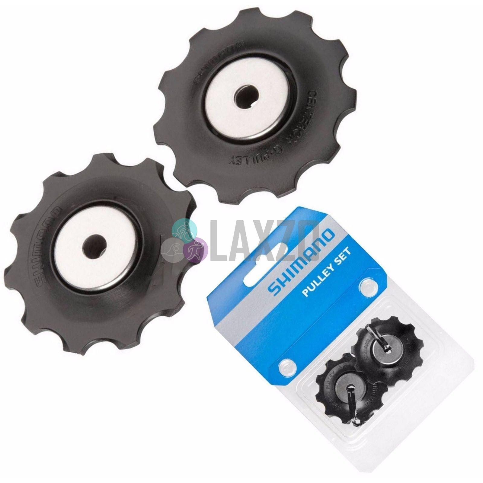 Shimano 105 RD-5800-SS SLX ZEE Deore Jockey Wheel Pulley Set Y5XE98030 RD-M663