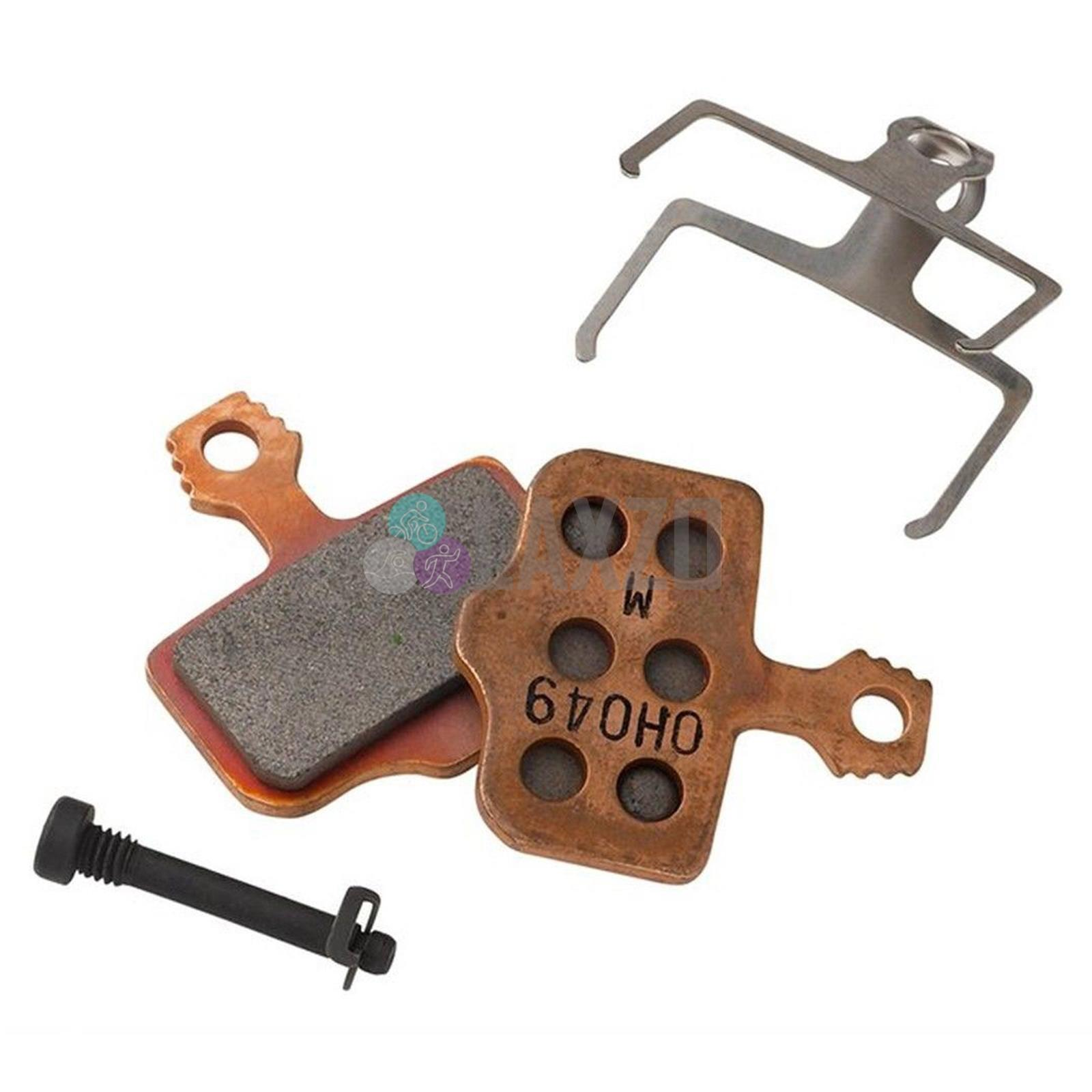 1-Pair Genuine AVID Elixir Sintered Steel Disc Brake Pads for Elixir 1 7 9 XX X0