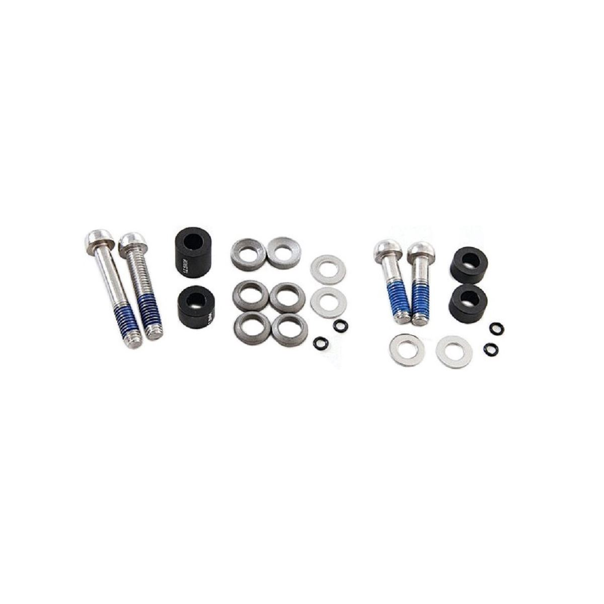 Avid 20mm Disc Post Spacer Kit with Titanium CPS Bolts
