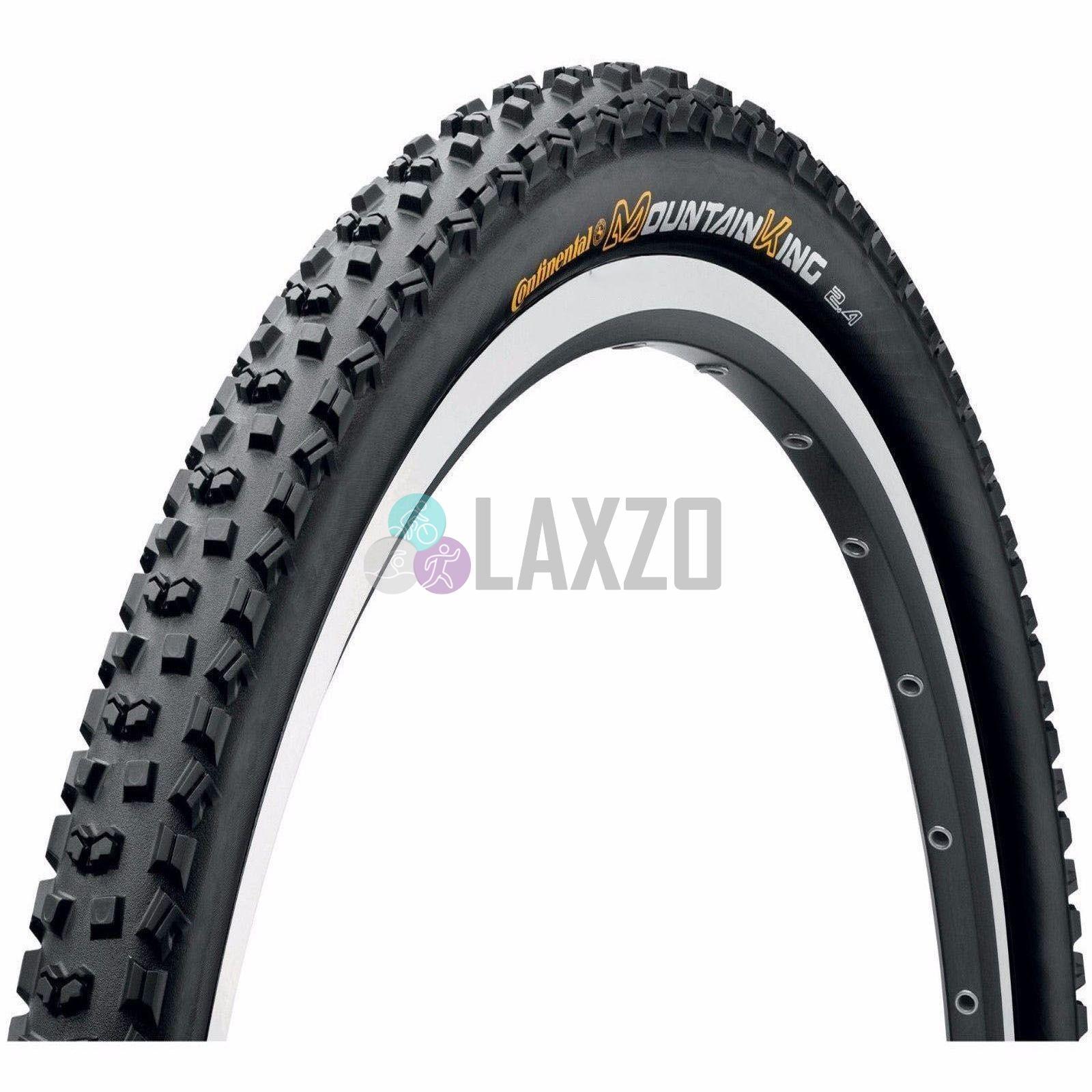 "Mountain King II 26 x 2,2 /""noir pneu fil"