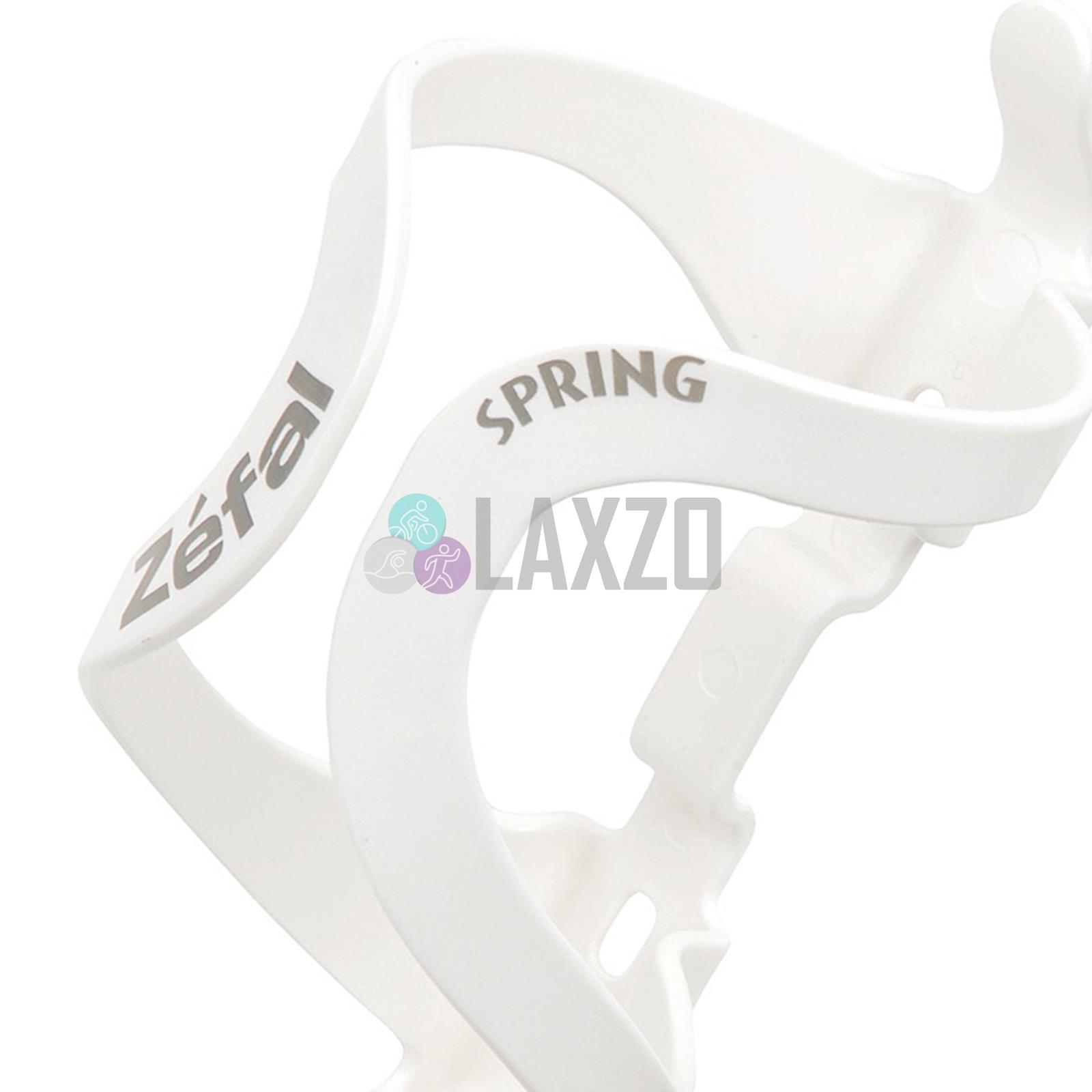 Pack Zefal Spring Bicycle Water Bottle Cages fits many bottle sizes 46g Two 2