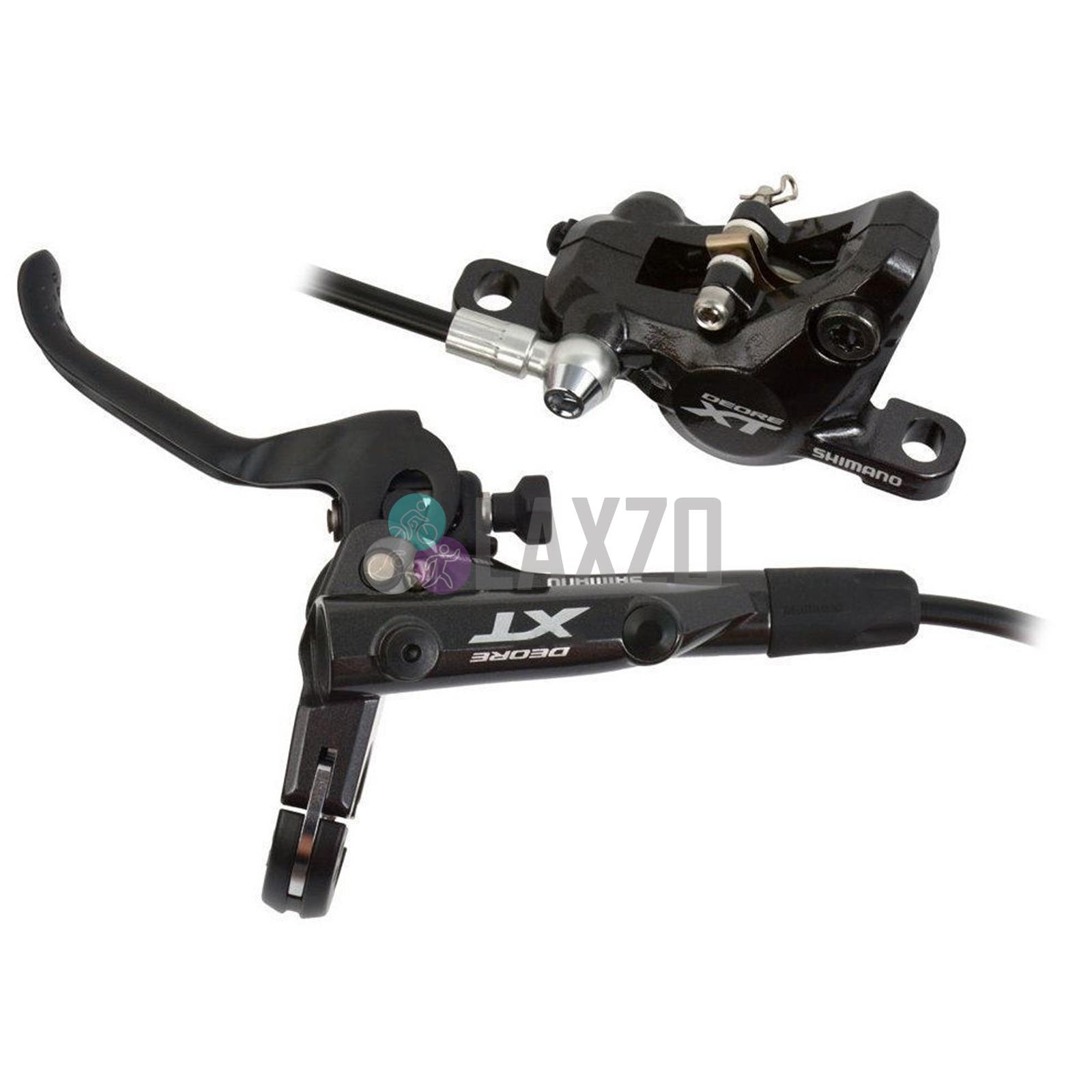 Shimano Deore XT BR-M8000-L 1000mm Front Disc Brake Set