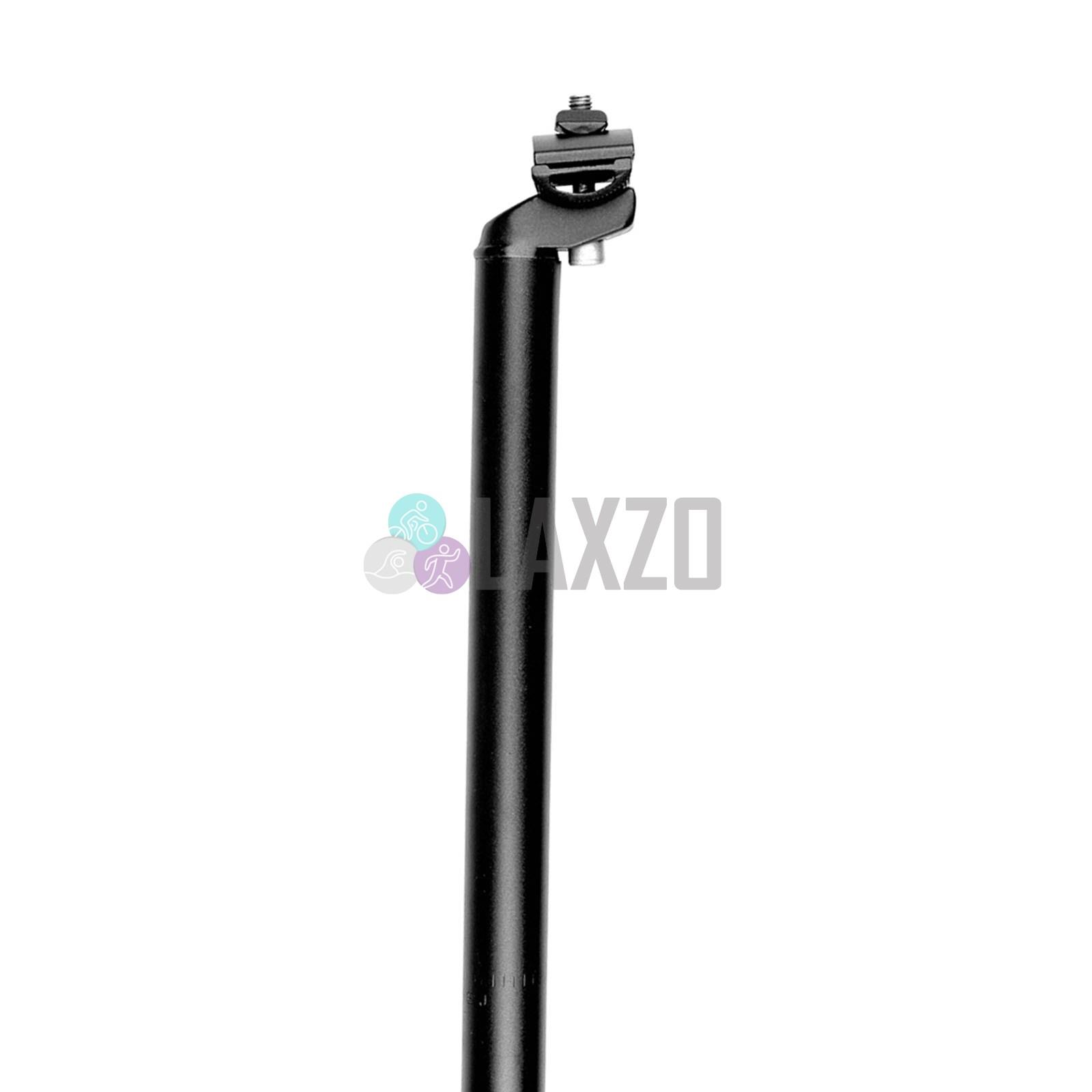 Bike Seat Post Ergotec Patent Micro Alloy Bicyle in Black 26.0mm