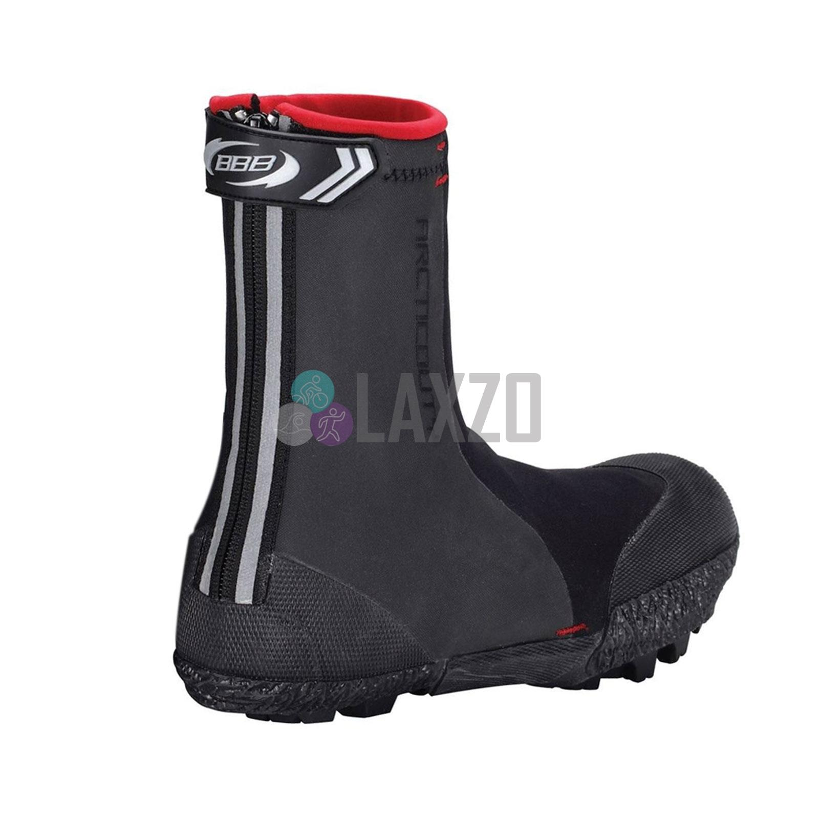 ArcticDuty All Winter Conditions Waterproof Sharkskin Neoprene Black 47-48