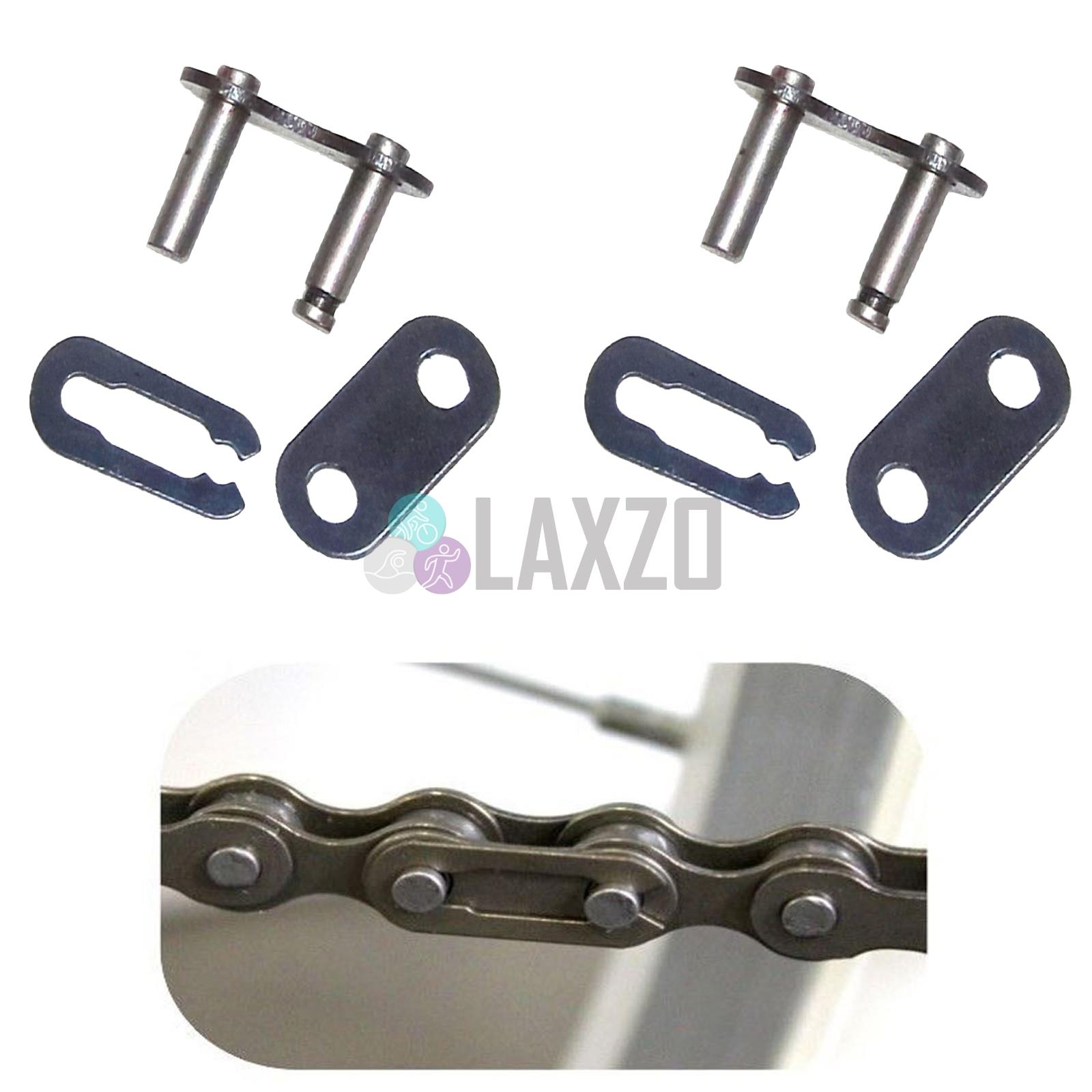 """QTY 5 1//8/"""" 2 Piece Masterlinks for Single Speed Bicycles"""