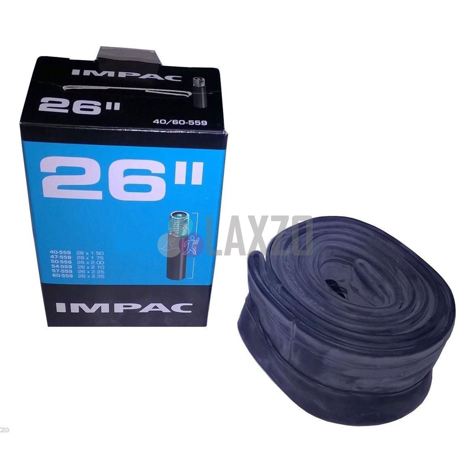 Lot of 4 24 X 1.50-1.75 New Bike Bicycle Inner Tube Schrader Valve Take Out Tube