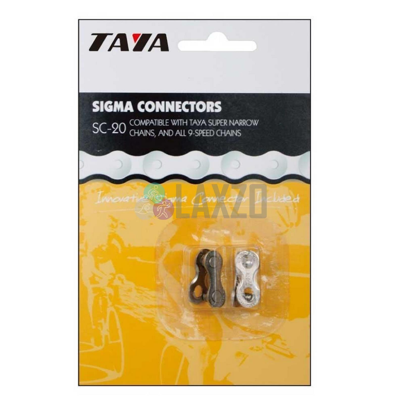 Taya Bicycle Chain 7 and 8 speed
