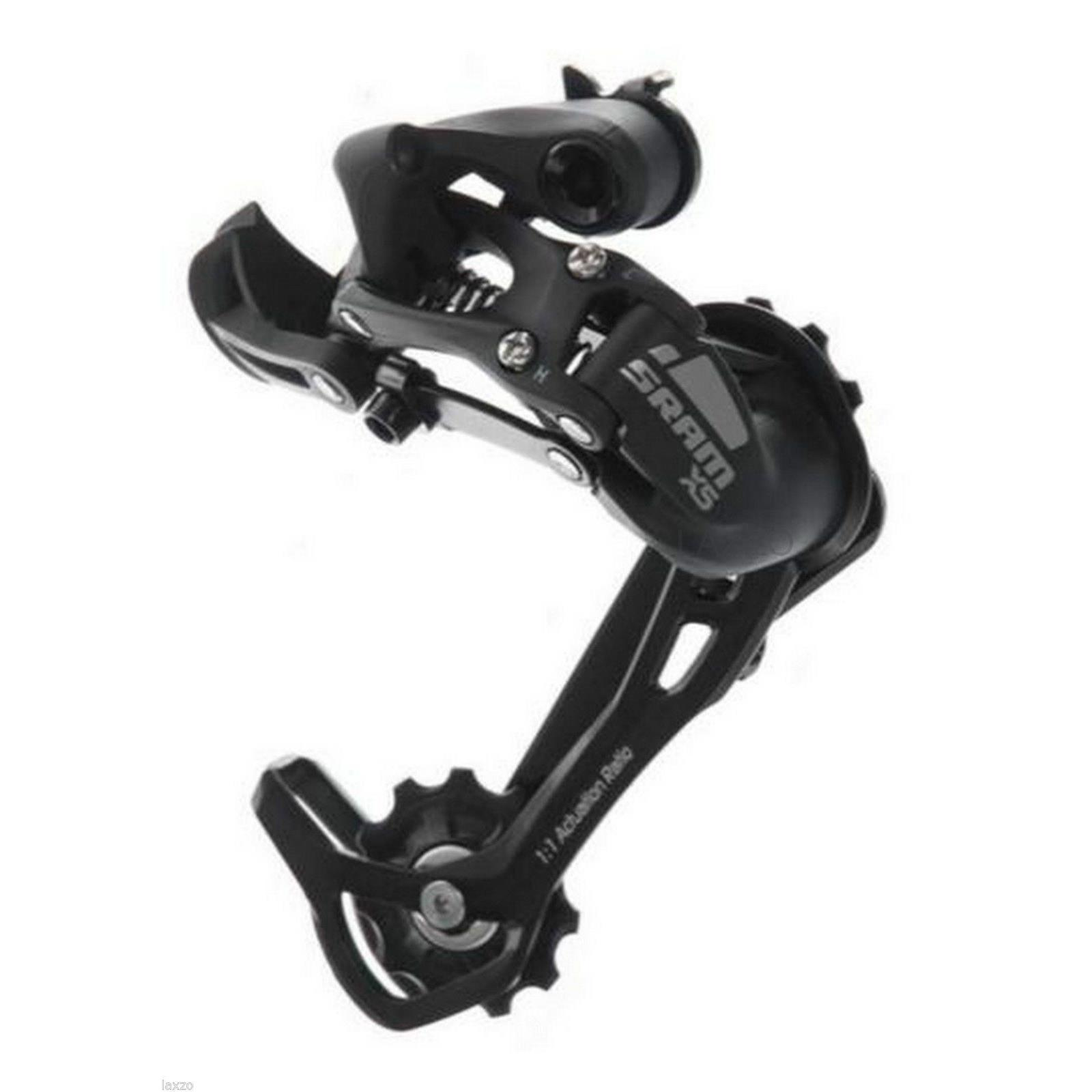 SRAM X5 Rear Derailleur 10S MTB bike mountain road bicycle Long cage Updated
