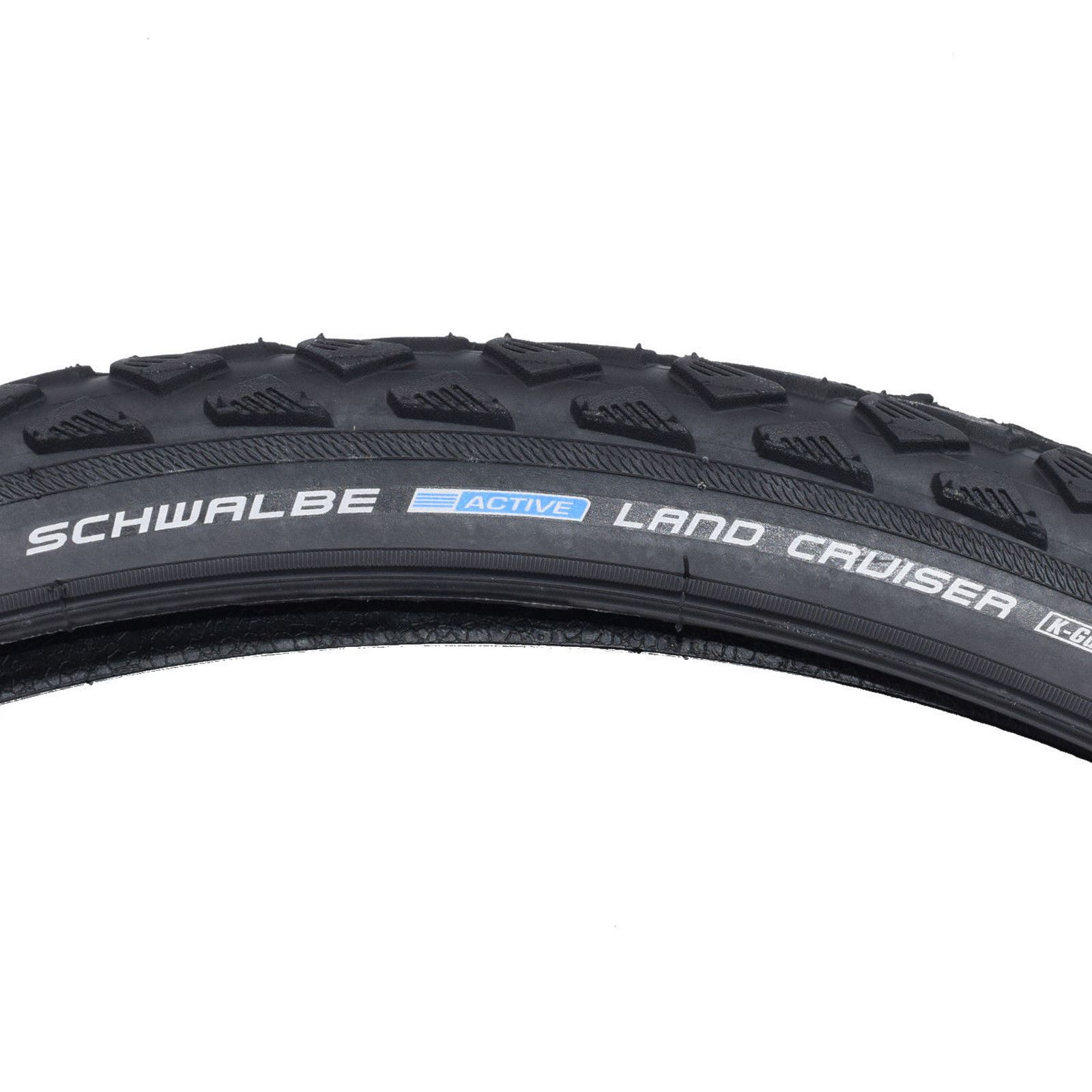 Schwalbe Land Cruiser Tyre Active Wired Kevlar Guard SBC  26 x 1.9//2