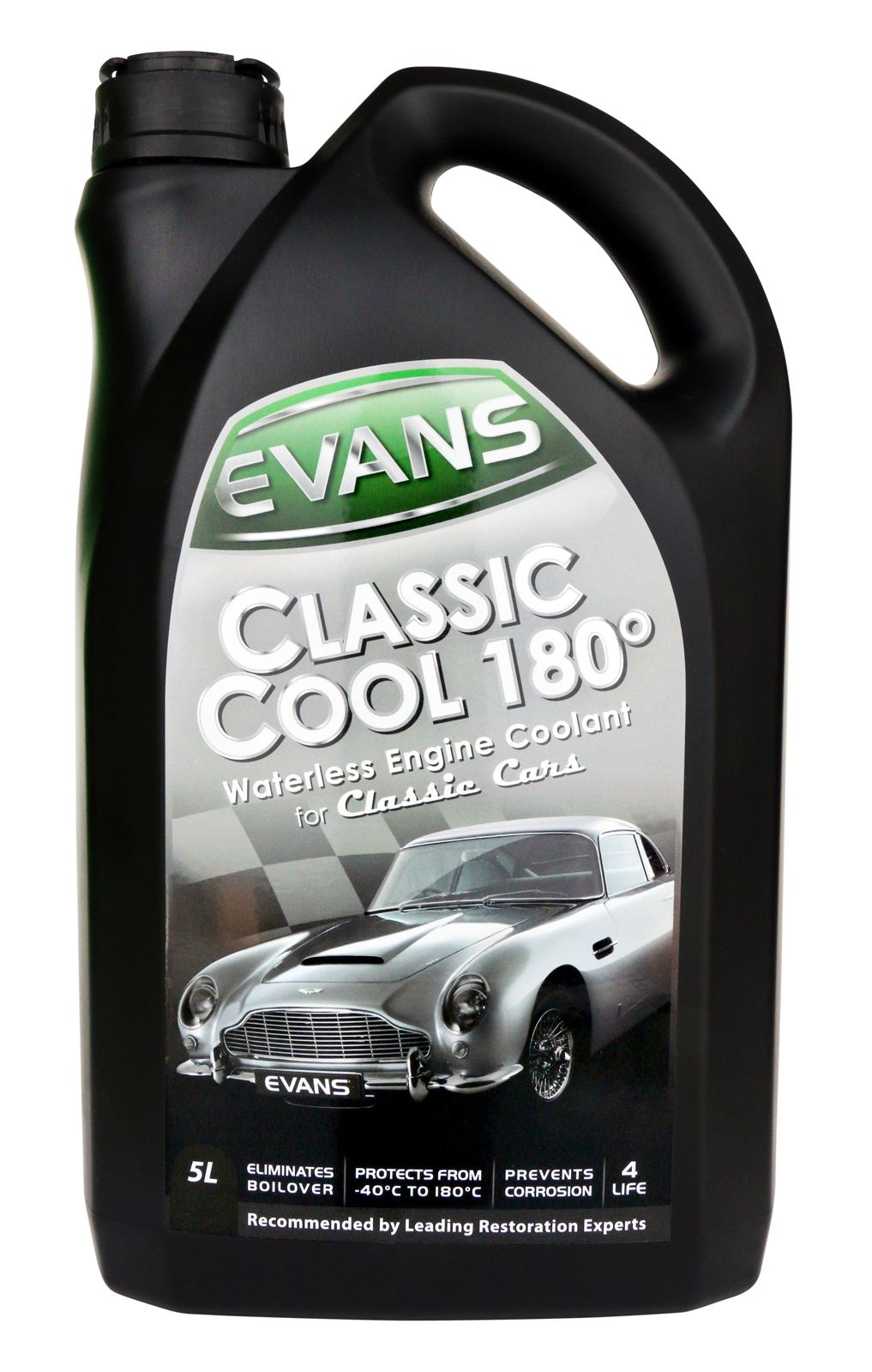 Vehicle Engine Coolant Evans Classic Cool 180 Waterless Antifreeze For