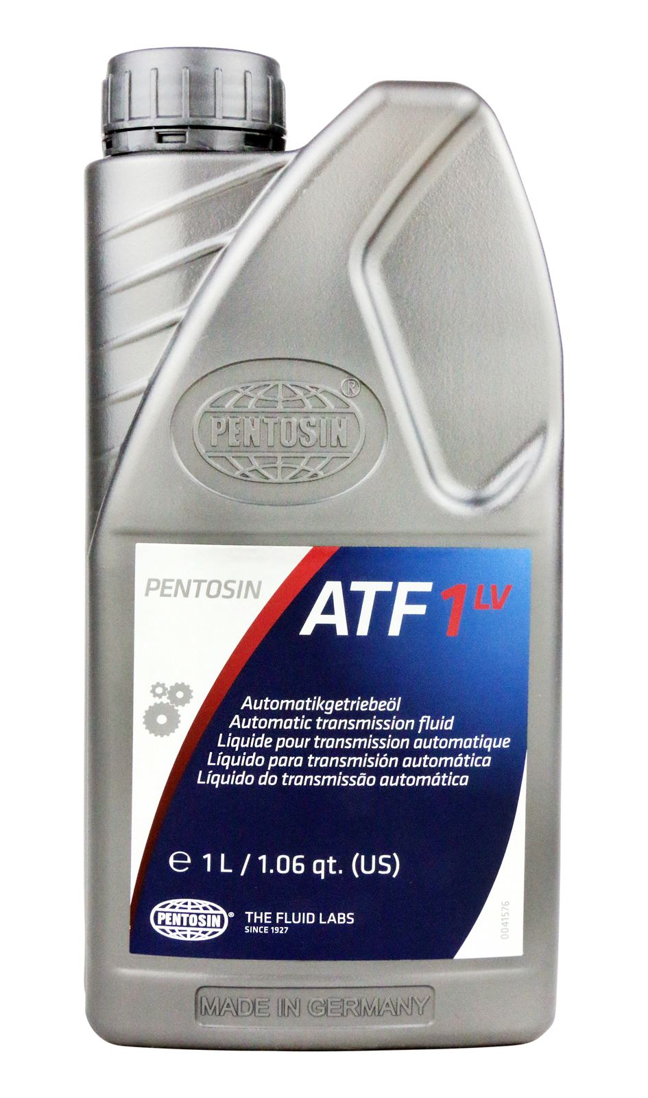 Details about Pentosin ATF-1 LV Auto Gearbox Fluid Oil For ZF 6 & 8 Speed  Transmissions