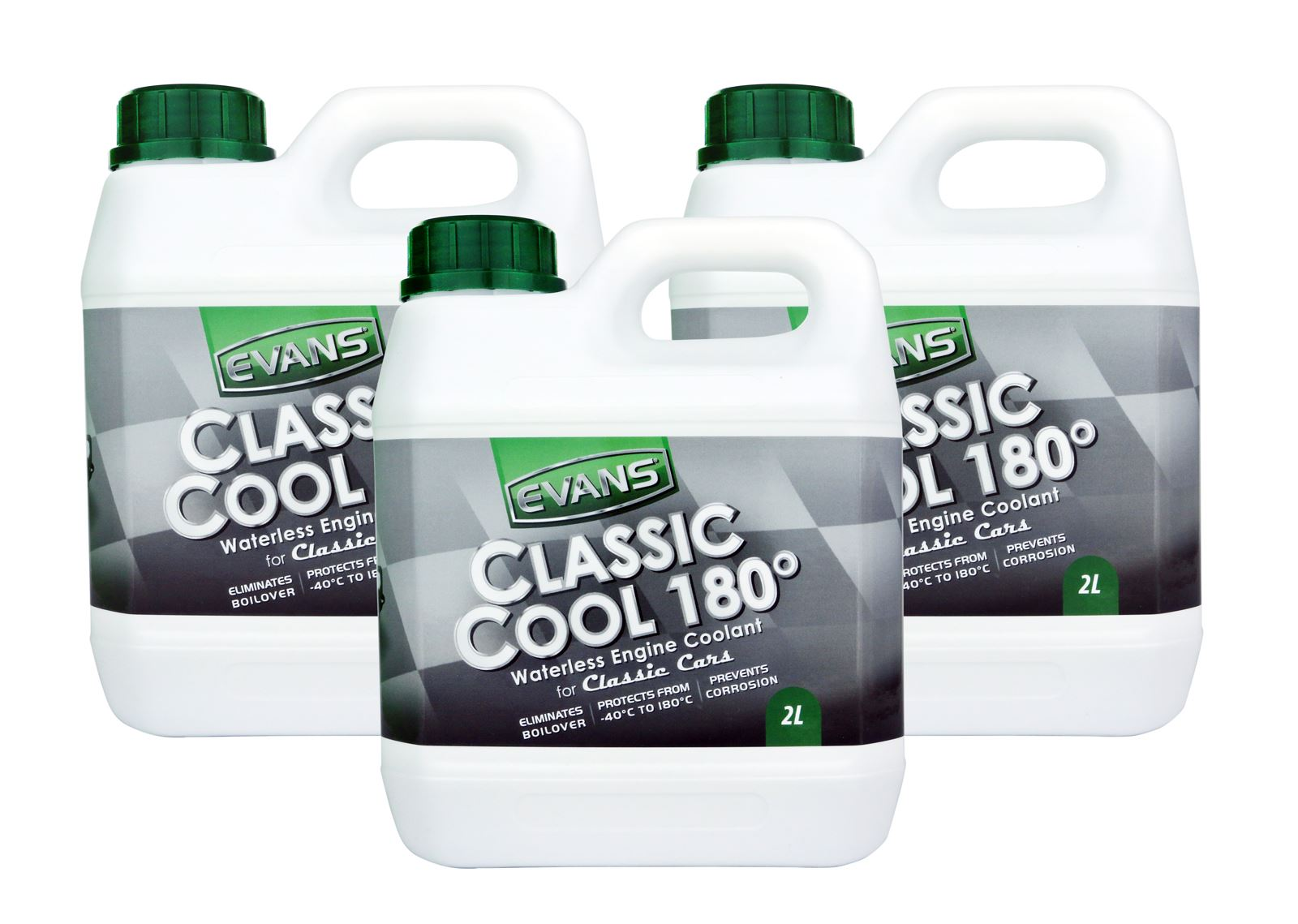 Waterless Coolant For Classic Cars