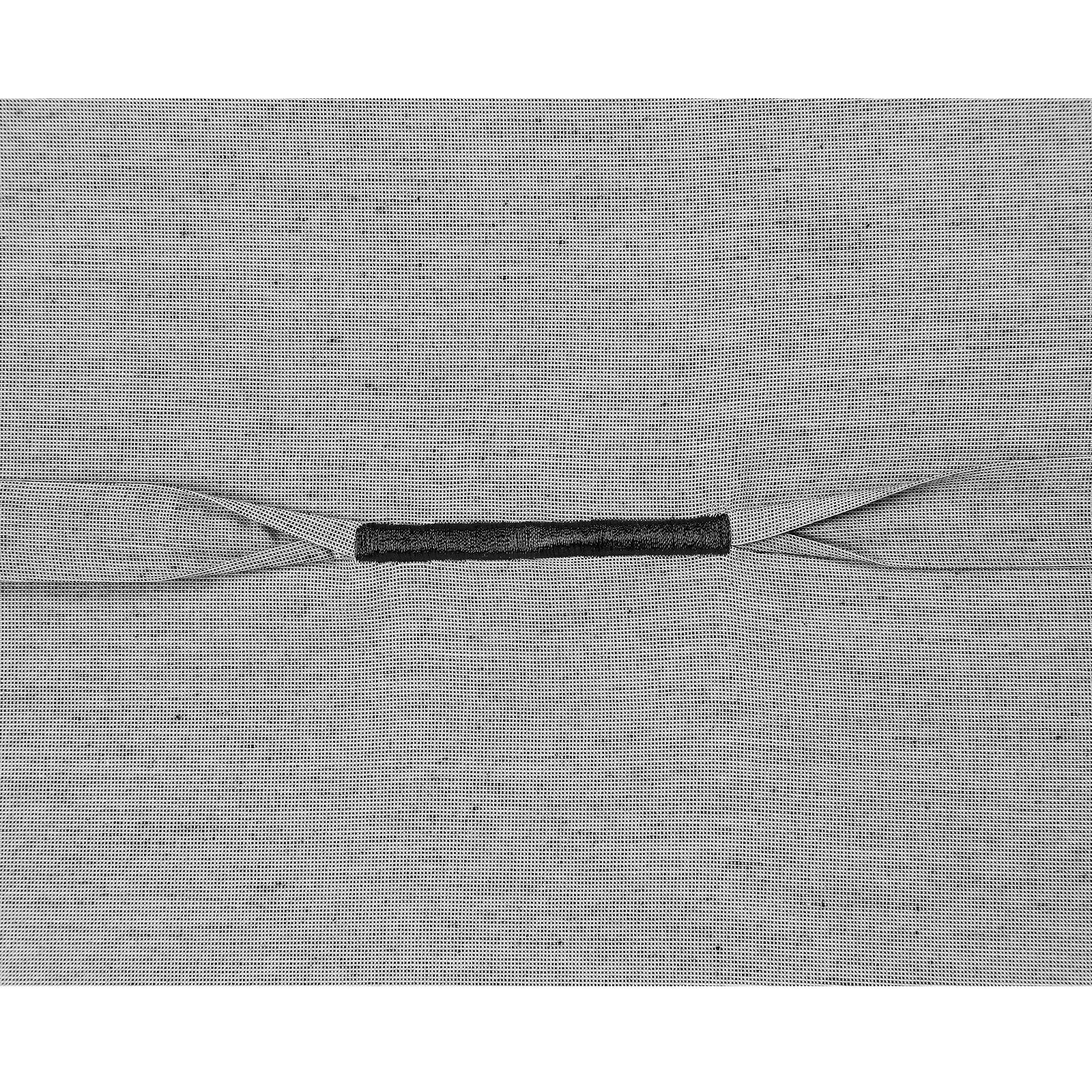 LUSSO-Impreziosito-Set-Copripiumino-Singolo-Doppio-Biancheria-Da-Letto-Super-King-size-grigio miniatura 20
