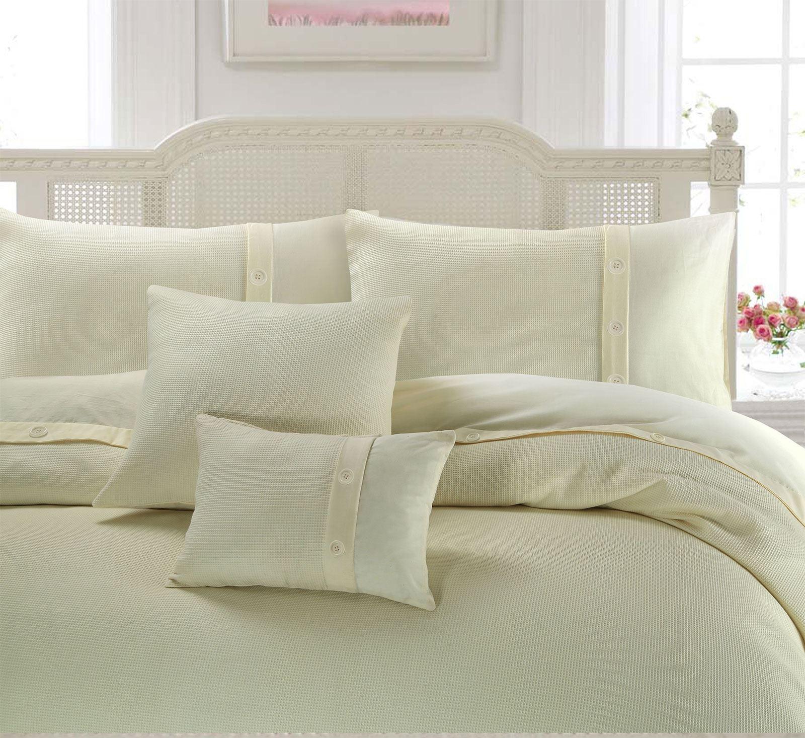 100-Algodon-Cuidado-facil-cubierta-del-edredon-edredon-multicolor-nuevo-conjunto-de-ropa-de-cama miniatura 19