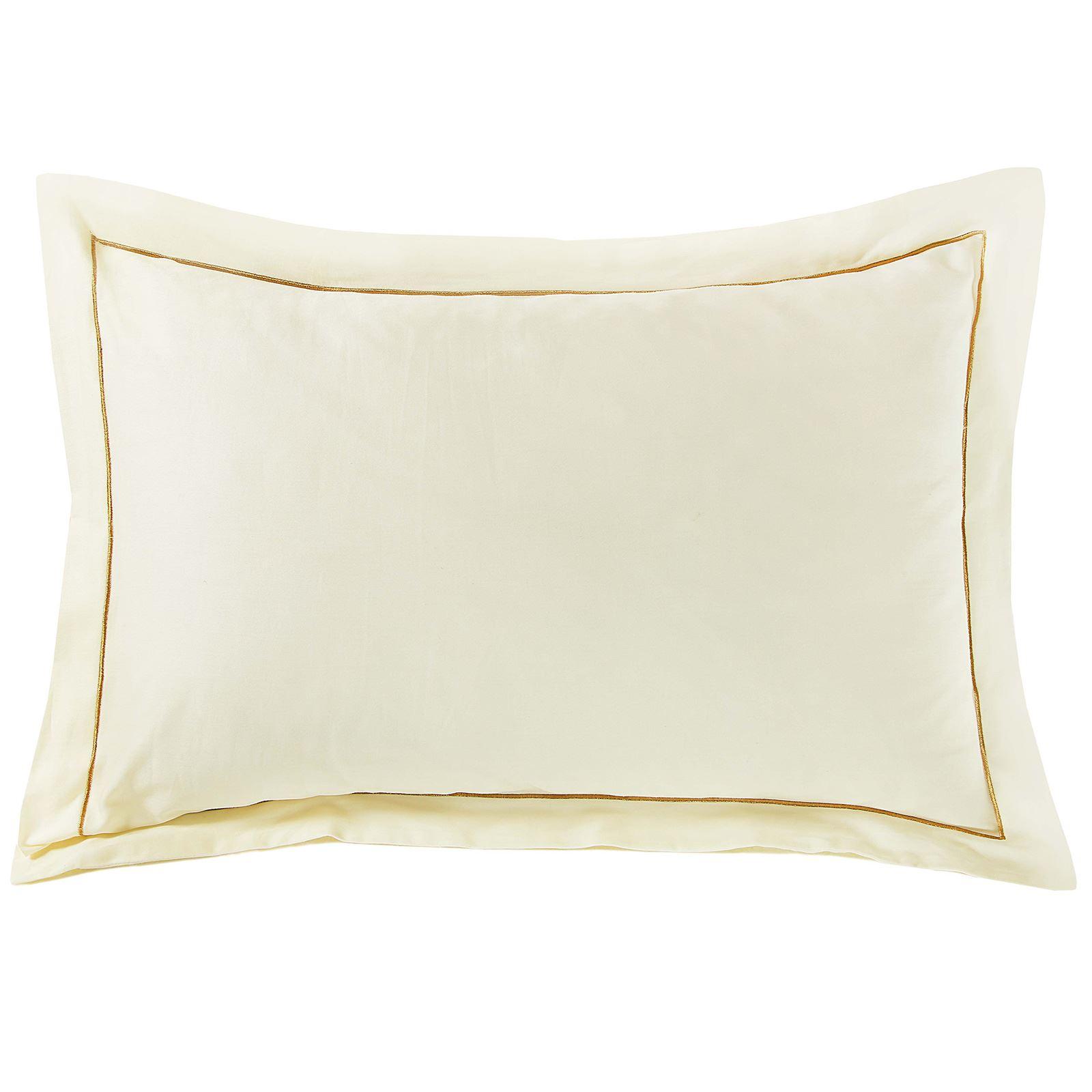 100-algodon-egipcio-de-lujo-a-rayas-Satin-funda-de-edredon-cabido-hoja-plana-Cenefa miniatura 23